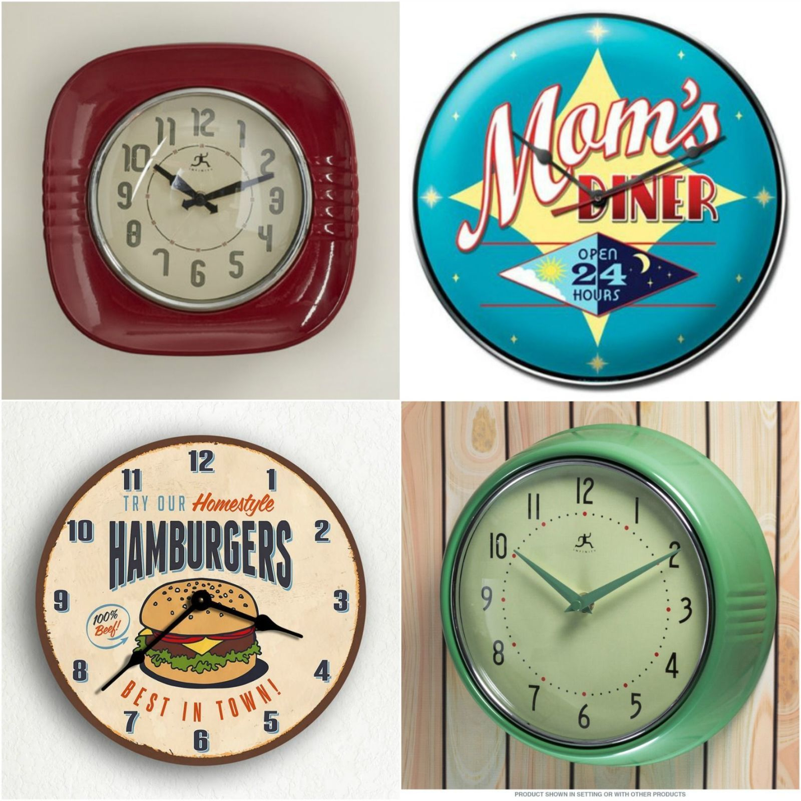 Current 11 Retro Diner Decor Ideas For Your Kitchen (Gallery 7 of 20)