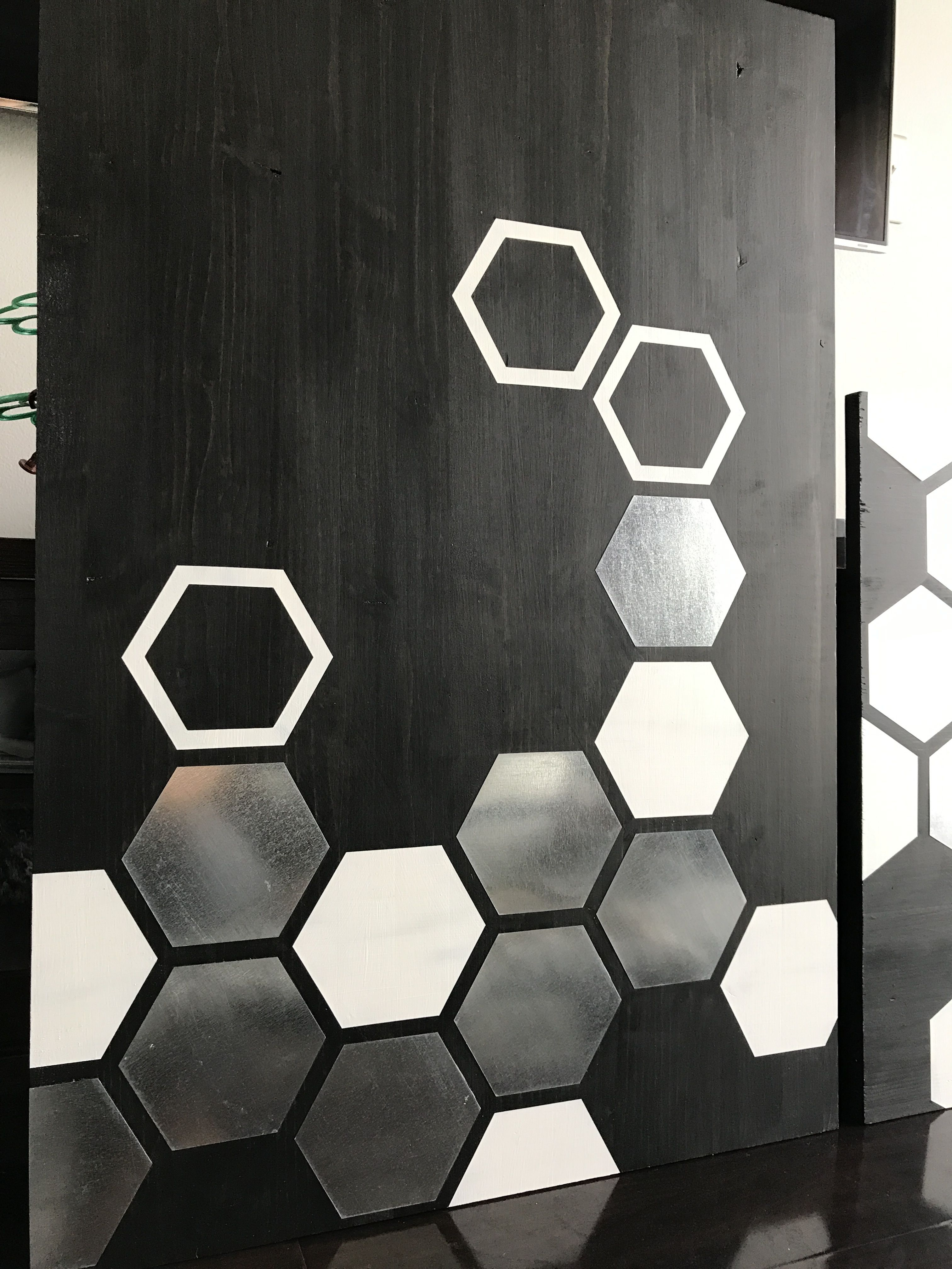 Current Metal Wall Art, Wood Wall Art, Modern Painting, Geometric Art, Mid For Contemporary Geometric Wall Decor (View 2 of 20)