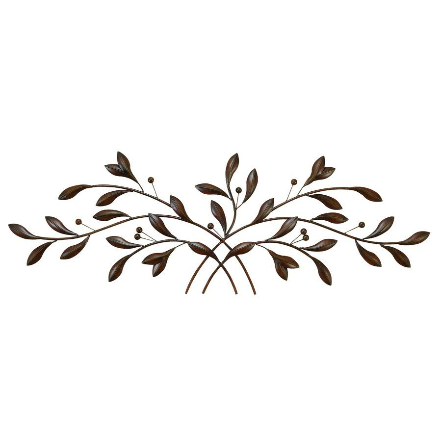 Current Raheem Flowers Metal Wall Decor Regarding Alcott Hill Raheem Flowers Metal Wall Décor (View 9 of 20)