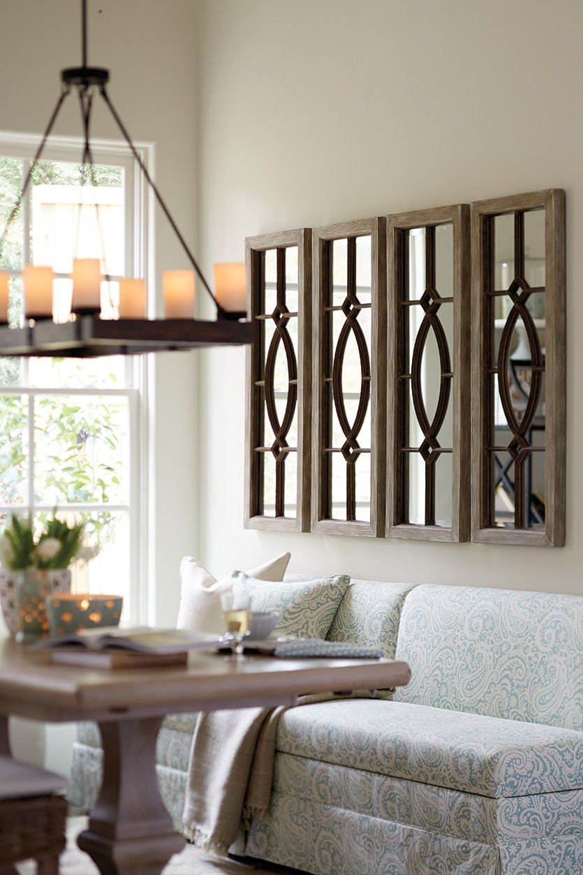 Dining For Current Belle Circular Scroll Wall Decor (View 6 of 20)