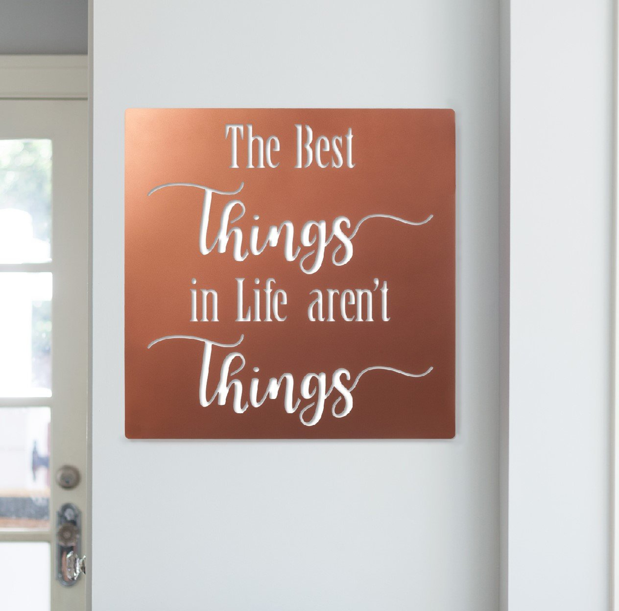 Ebay Throughout Metal Wall Decor By Winston Porter (View 5 of 20)