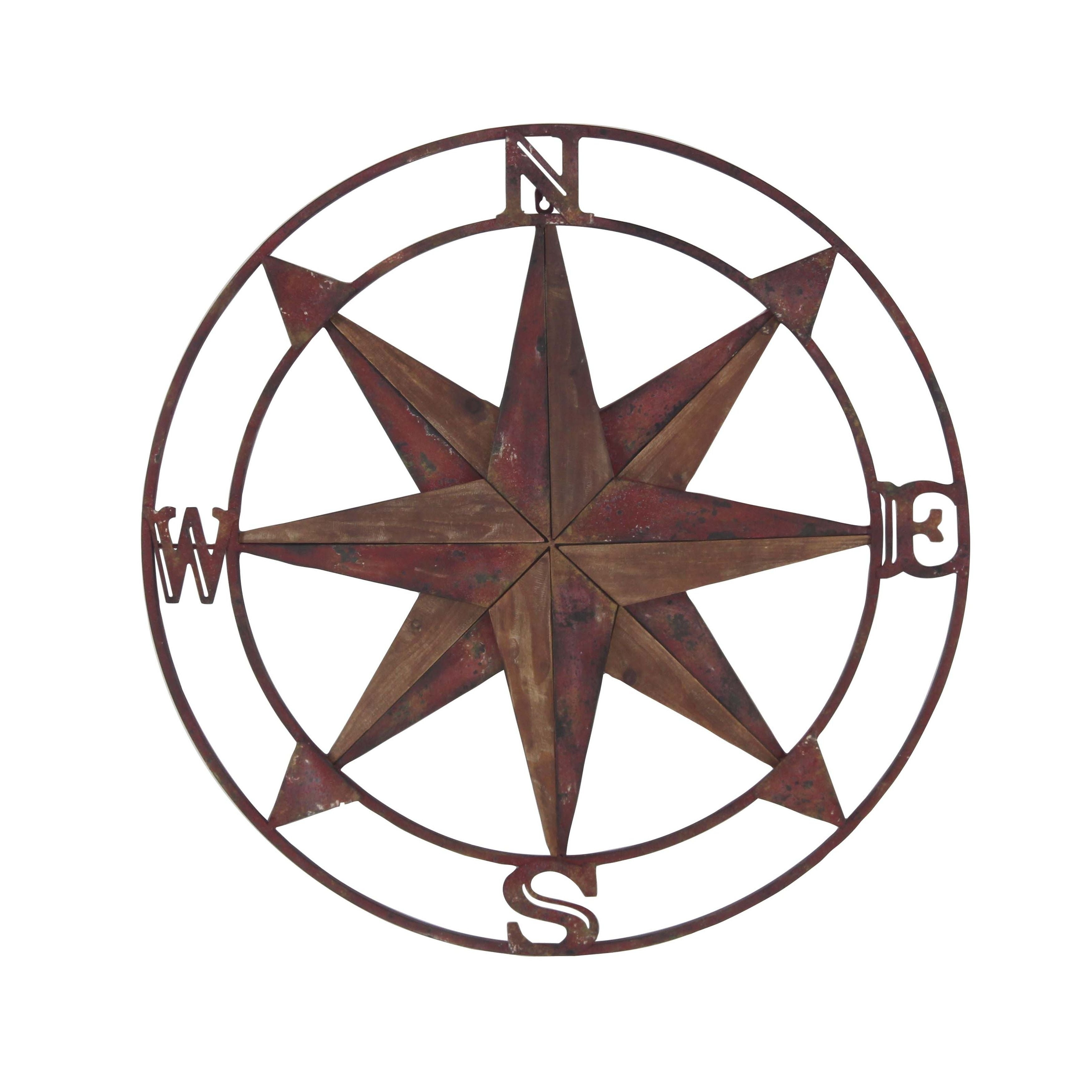 Ebay Within Round Compass Wall Decor (View 6 of 20)