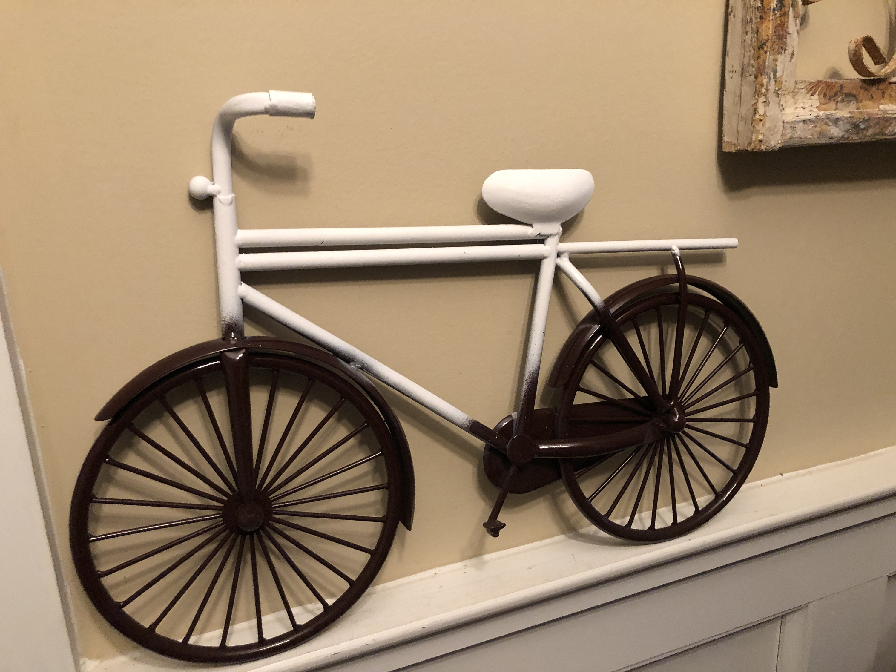 Etsy In Bike Wall Decor (View 8 of 20)