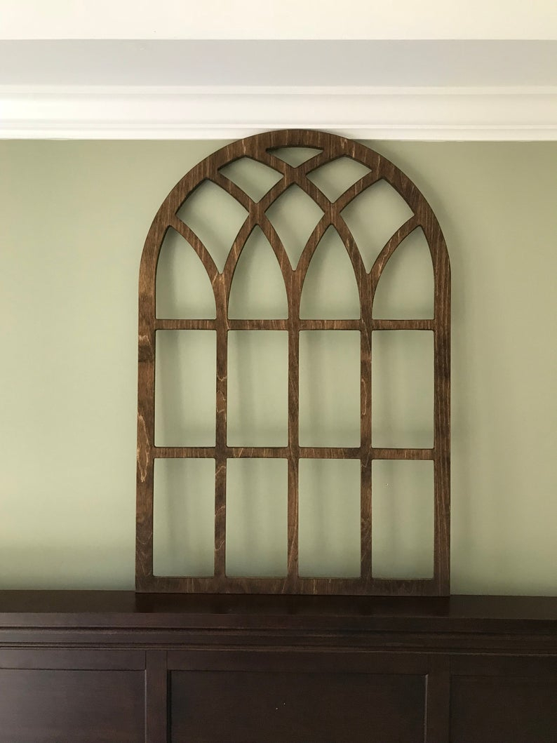 Etsy Pertaining To Current Shutter Window Hanging Wall Decor (View 11 of 20)