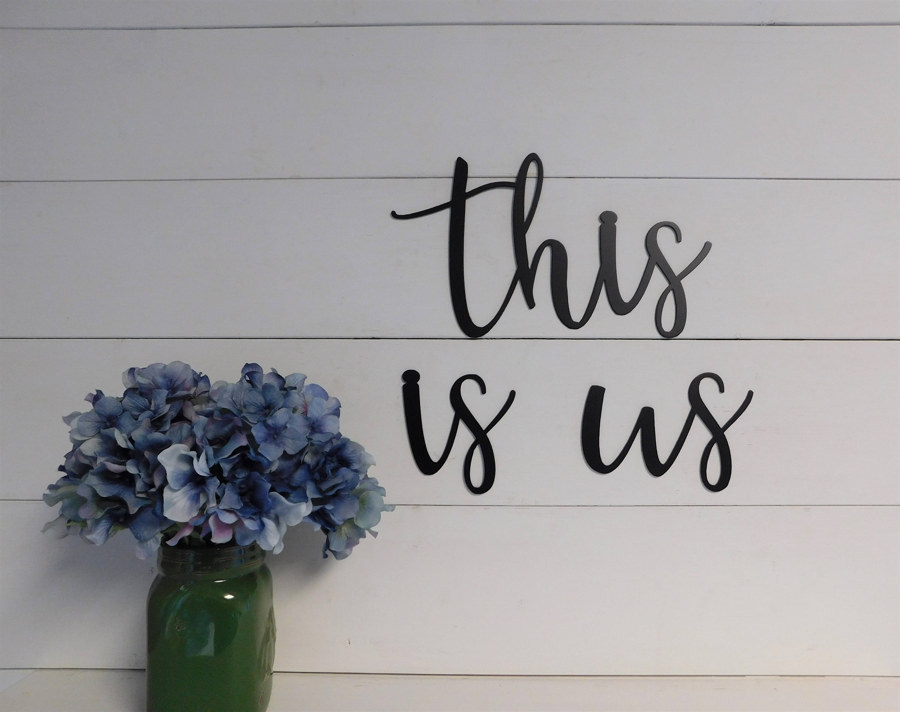 Etsy Throughout This Is Us Wall Decor (Gallery 10 of 20)
