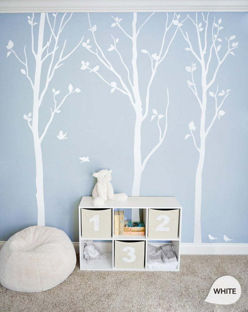 Etsy With Latest Tree Wall Decor (Gallery 15 of 20)