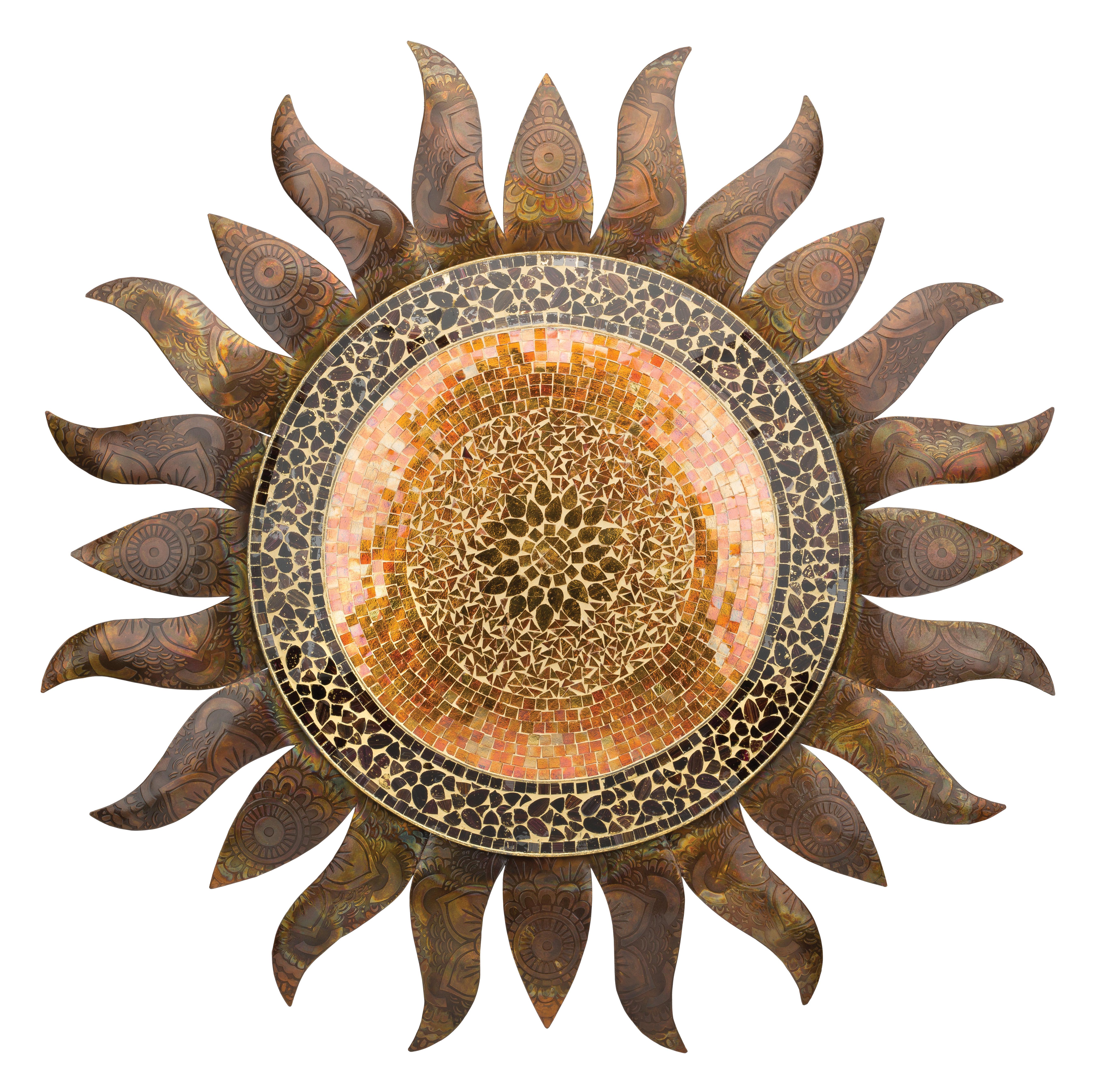 Famous Regal Art & Gift Sun Wall Décor & Reviews (View 6 of 20)