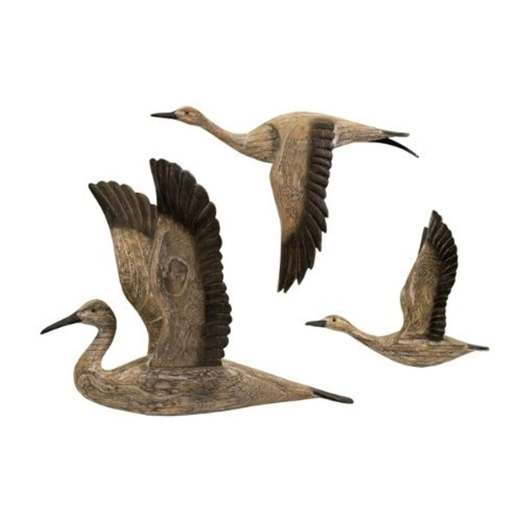 Featured Photo of Reeds Migration Wall Decor Sets (set of 3)