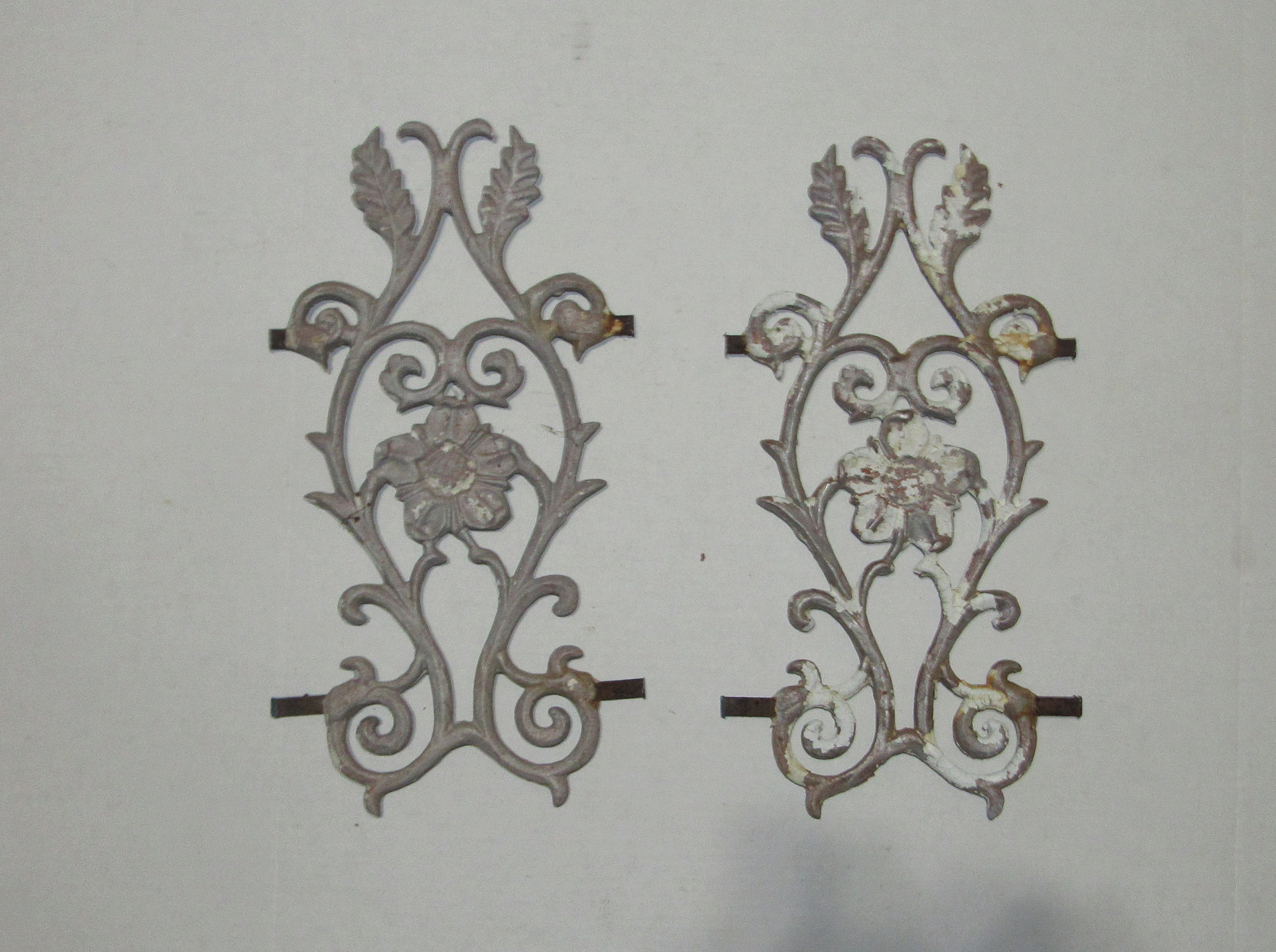 Favorite Ornate Scroll Wall Decor Within 2 Architectural Salvage Pieces Ornate Repurpose Art Decor (View 15 of 20)