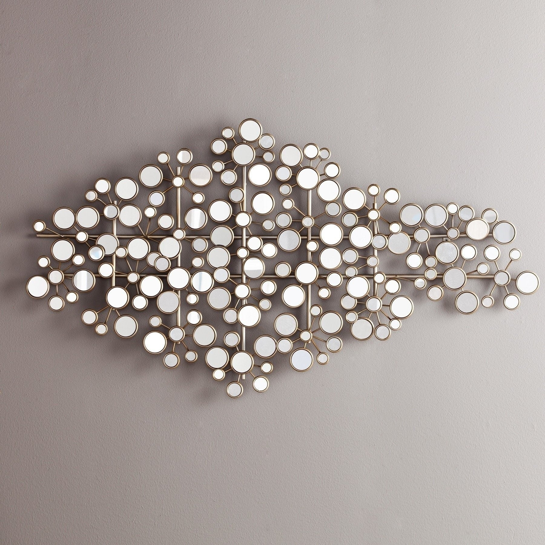 Find Great Art Gallery Deals Shopping At Overstock With 2 Piece Multiple Layer Metal Flower Wall Decor Sets (View 6 of 20)