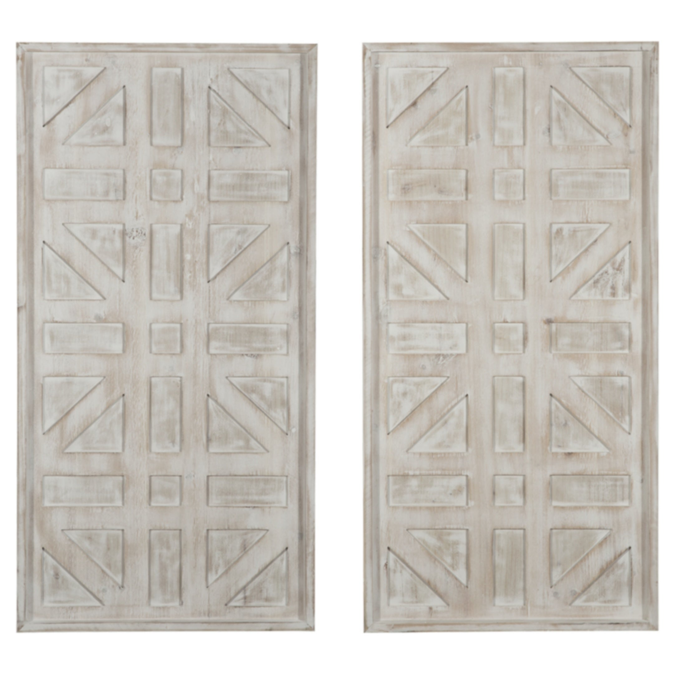 Find Great Art Gallery Deals Shopping At Overstock with Preferred 2 Piece Panel Wood Wall Decor Sets (Set Of 2)