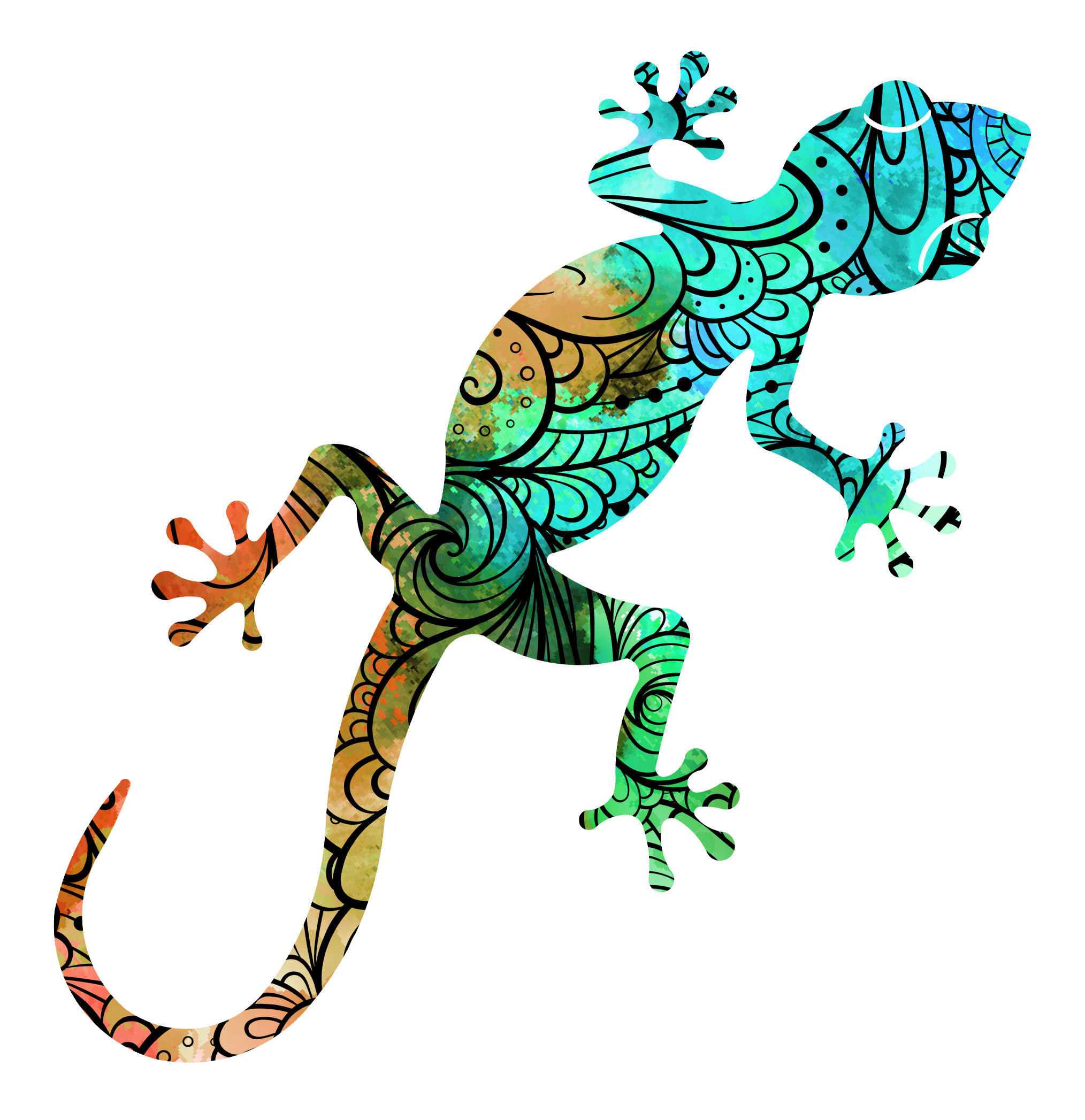 Gecko Wall Decor With Regard To 2020 Bay Isle Home Gecko Wall Décor (View 9 of 20)