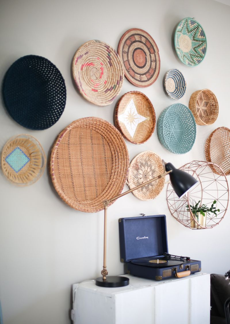 Home Decor Baskets, African Home (Gallery 11 of 20)