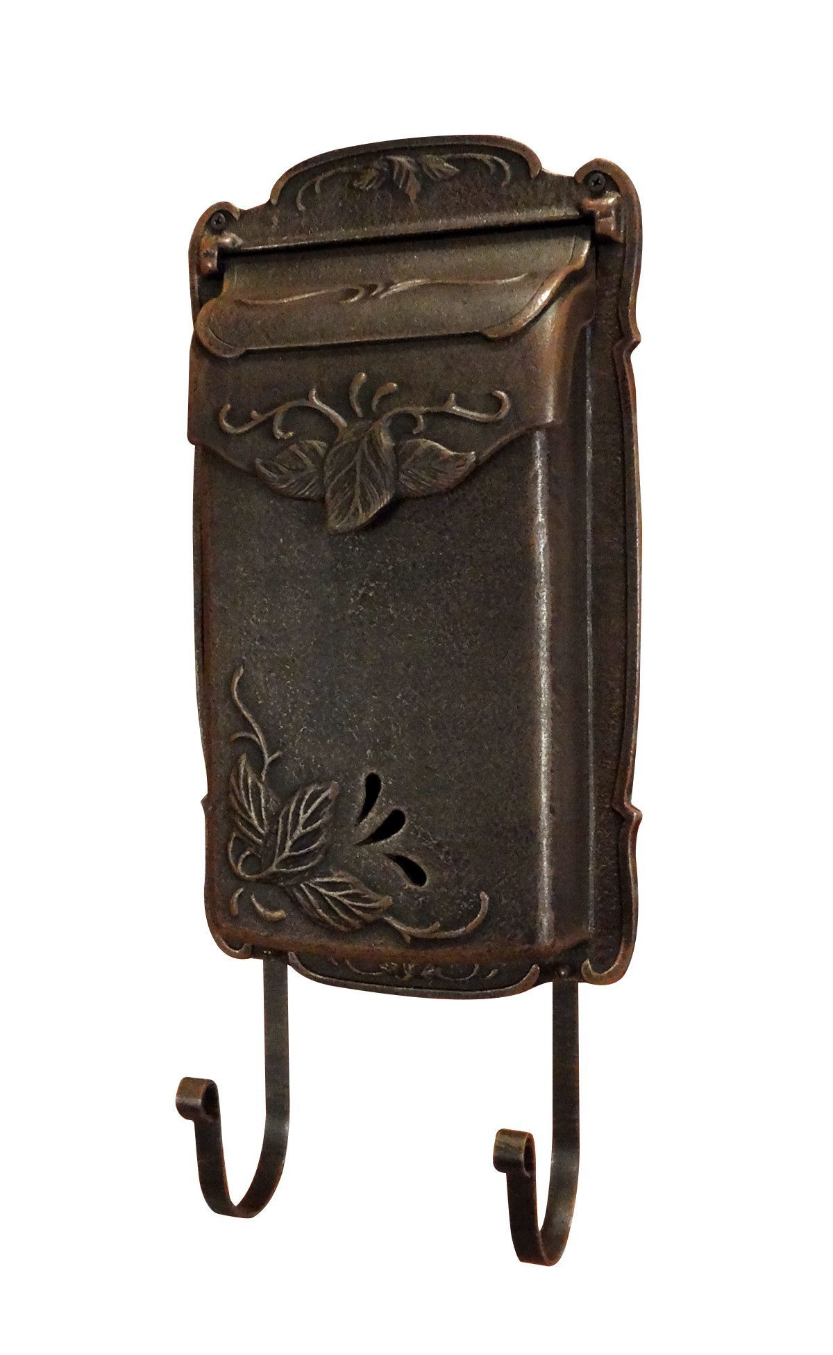 Lacordaire Wall Mounted Mailbox With Regard To Widely Used Floral Vertical Wall Mounted Mailbox (View 13 of 20)