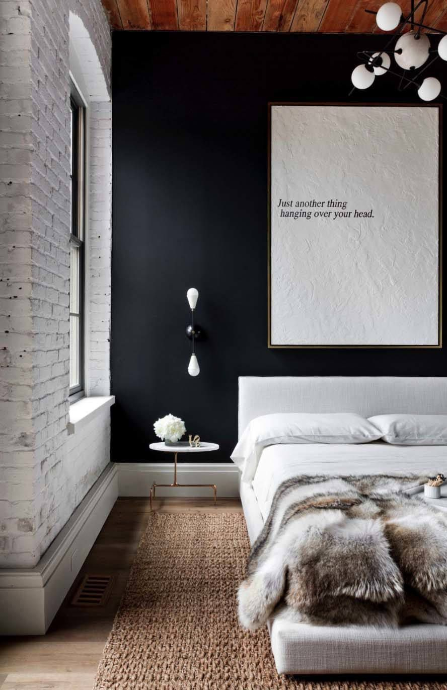 Large Modern Industrial Wall Decor Pertaining To Best And Newest 21 Industrial Bedroom Design Ideas (View 8 of 20)