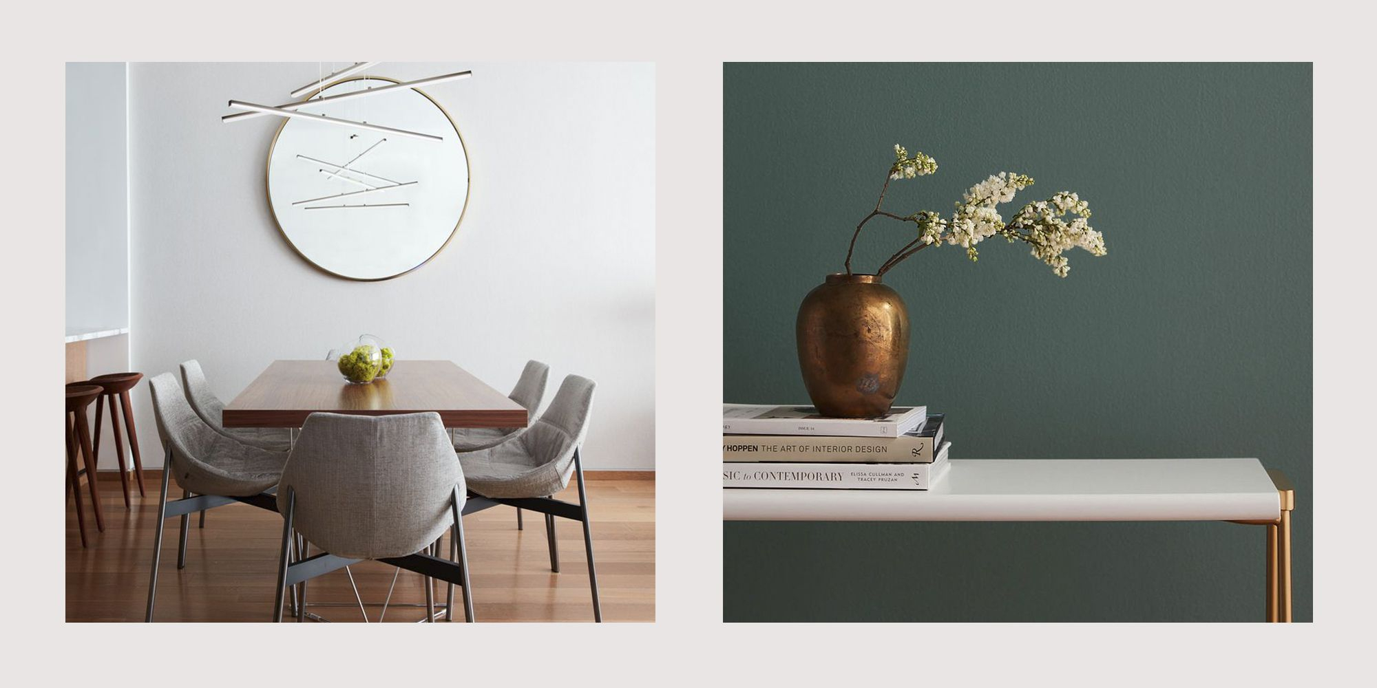 Latest Oil Rubbed Metal Wall Decor for Top Interior Design Trends 2019 - What Decorating Styles Are In & Out