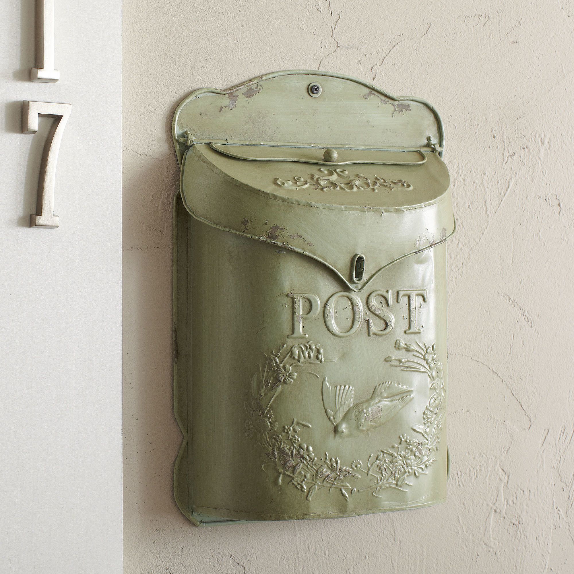 Mailbox Ideas In  (View 15 of 20)