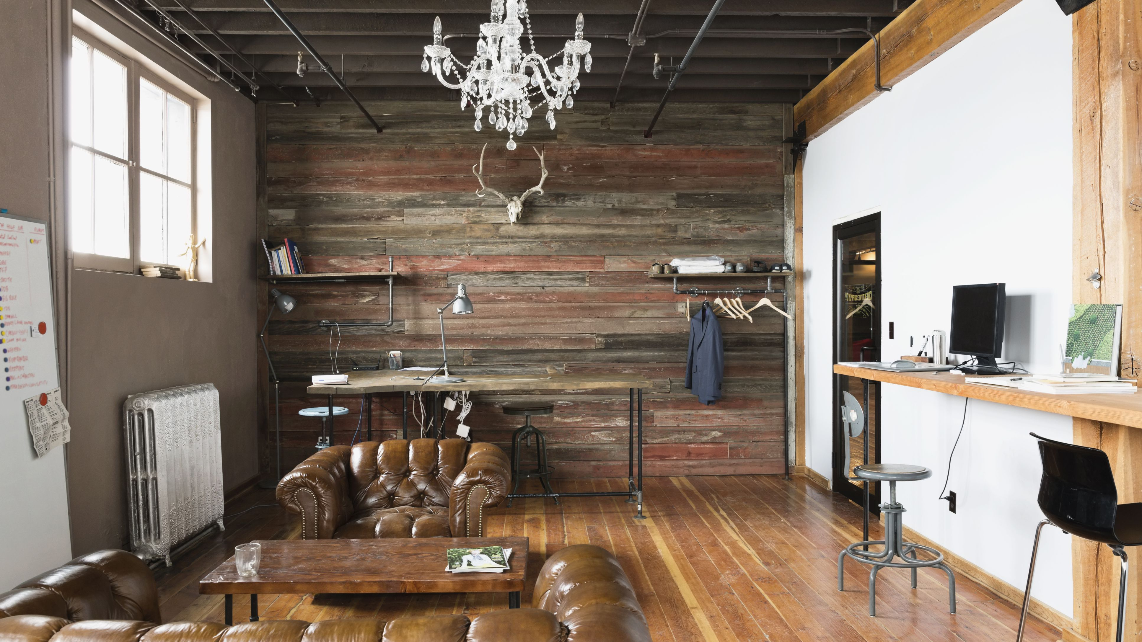 Most Recent Large Modern Industrial Wall Decor With Industrial Chic Style (View 12 of 20)