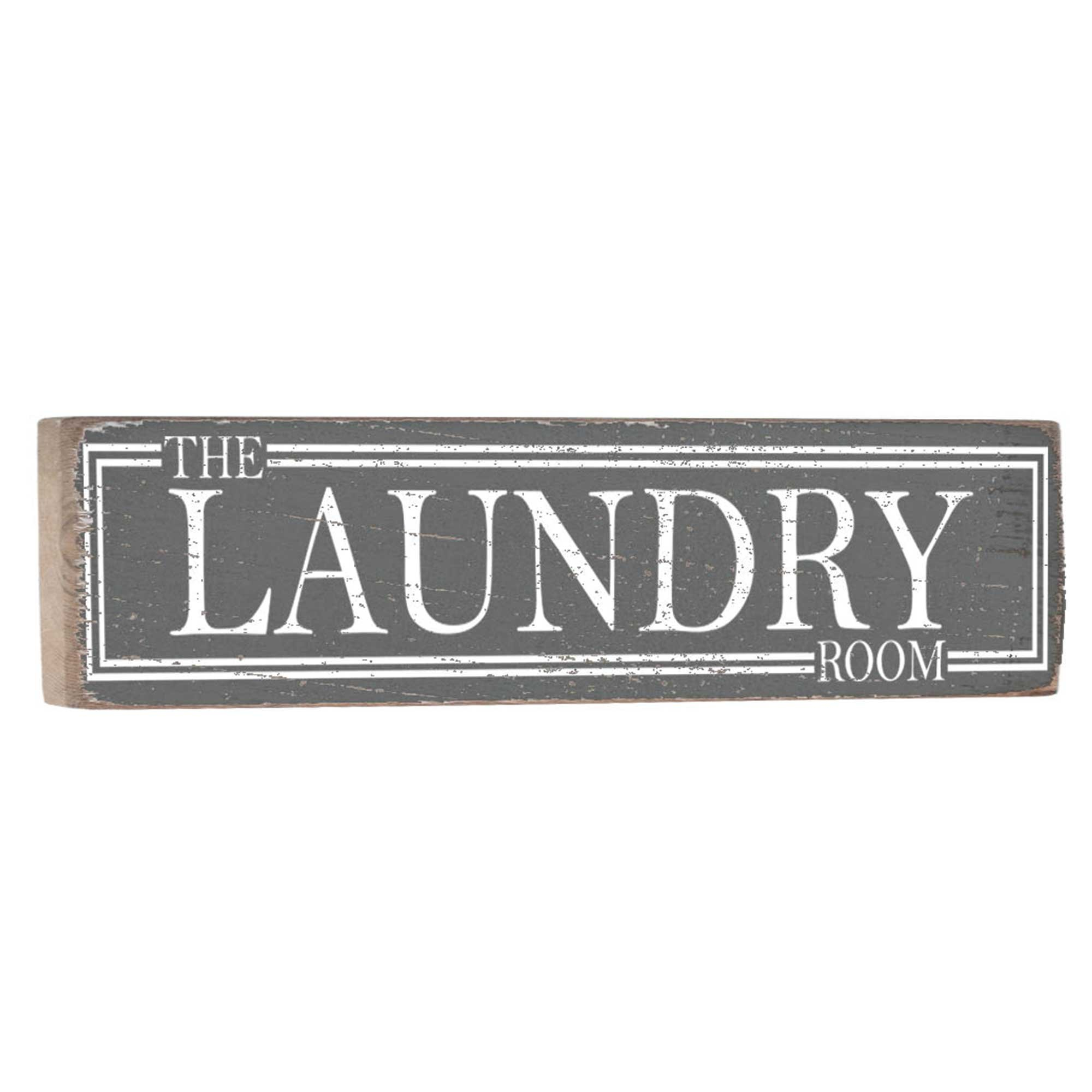 Most Recently Released The Laundry Room Wall Décor & Reviews (View 13 of 20)