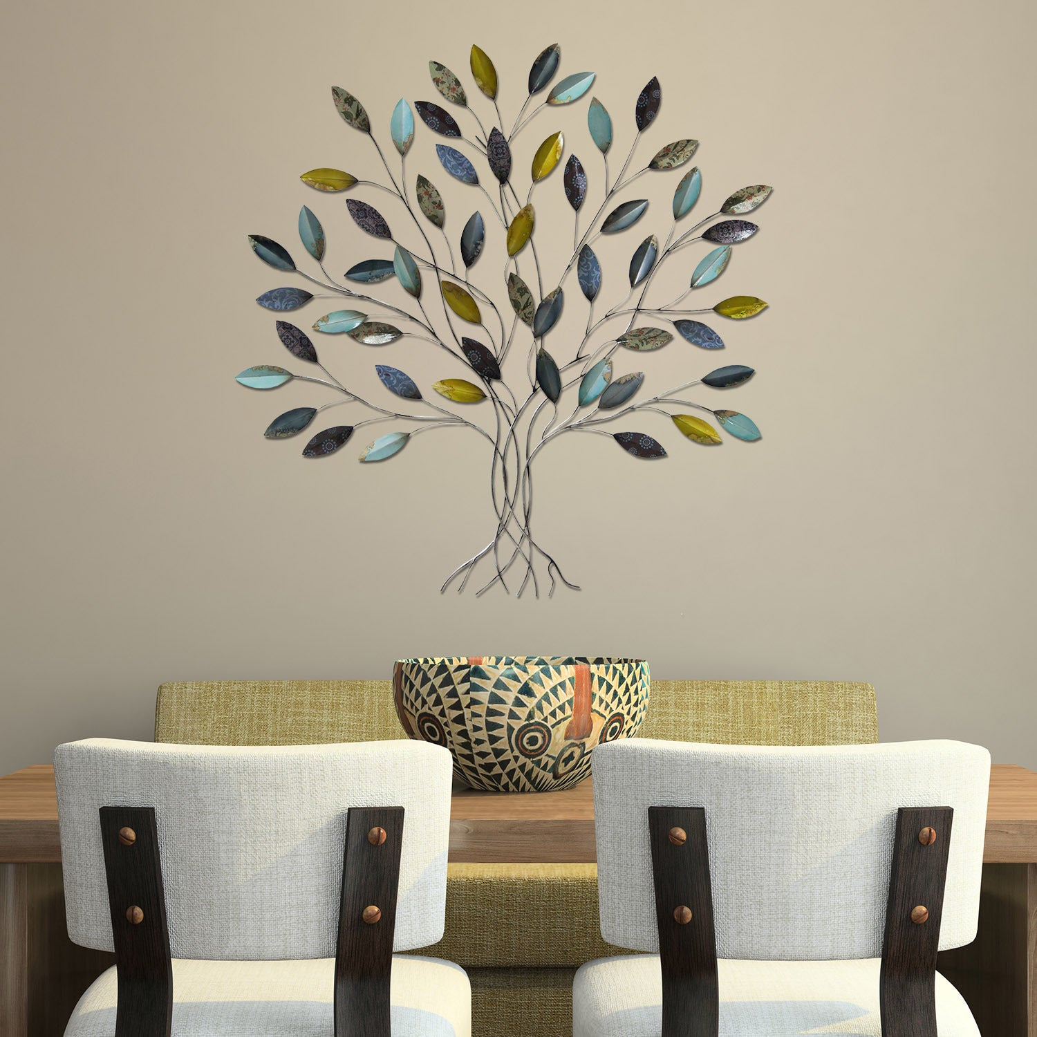 Most Up To Date Tree Wall Decor Within Shop Stratton Home Decor Tree Wall Decor – Free Shipping Today (View 2 of 20)