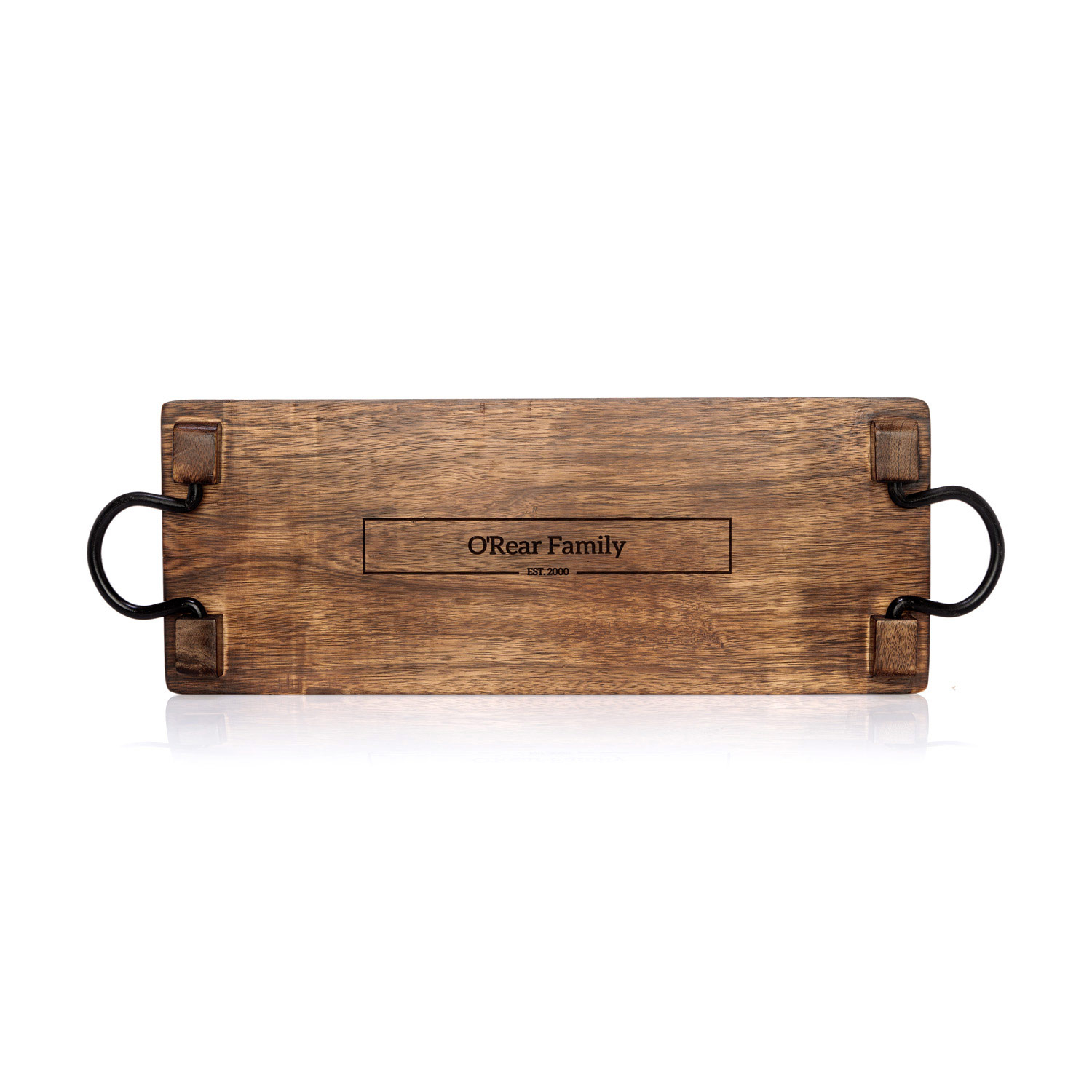 Natural Wood – Close To Home Tray – Thirty One Gifts – Affordable For Most Up To Date Laser Engraved Home Sweet Home Wall Decor (View 16 of 20)