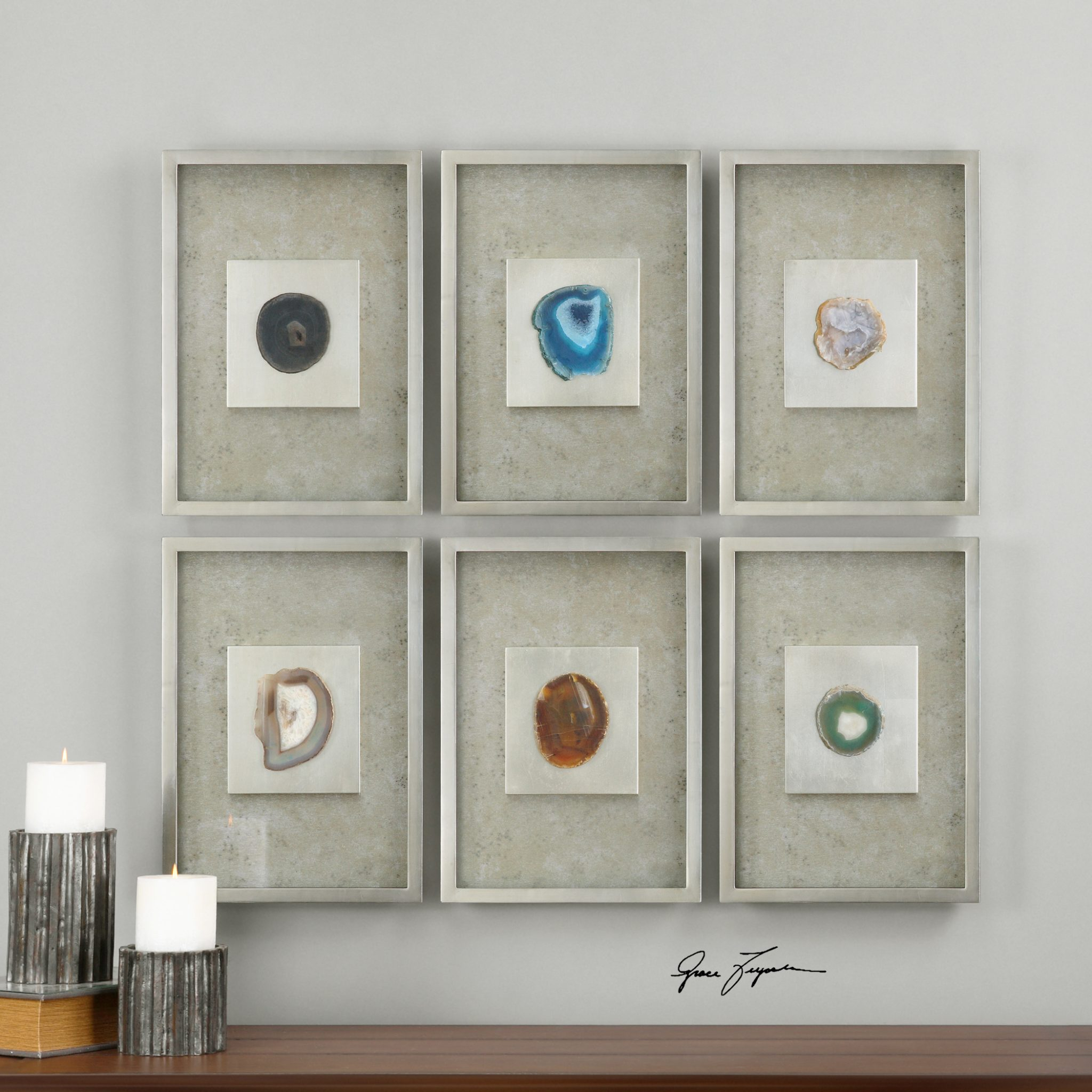 Newest Olive/gray Metal Wall Decor Within Alternative Wall Decor Archives – The Furniture House (View 8 of 20)