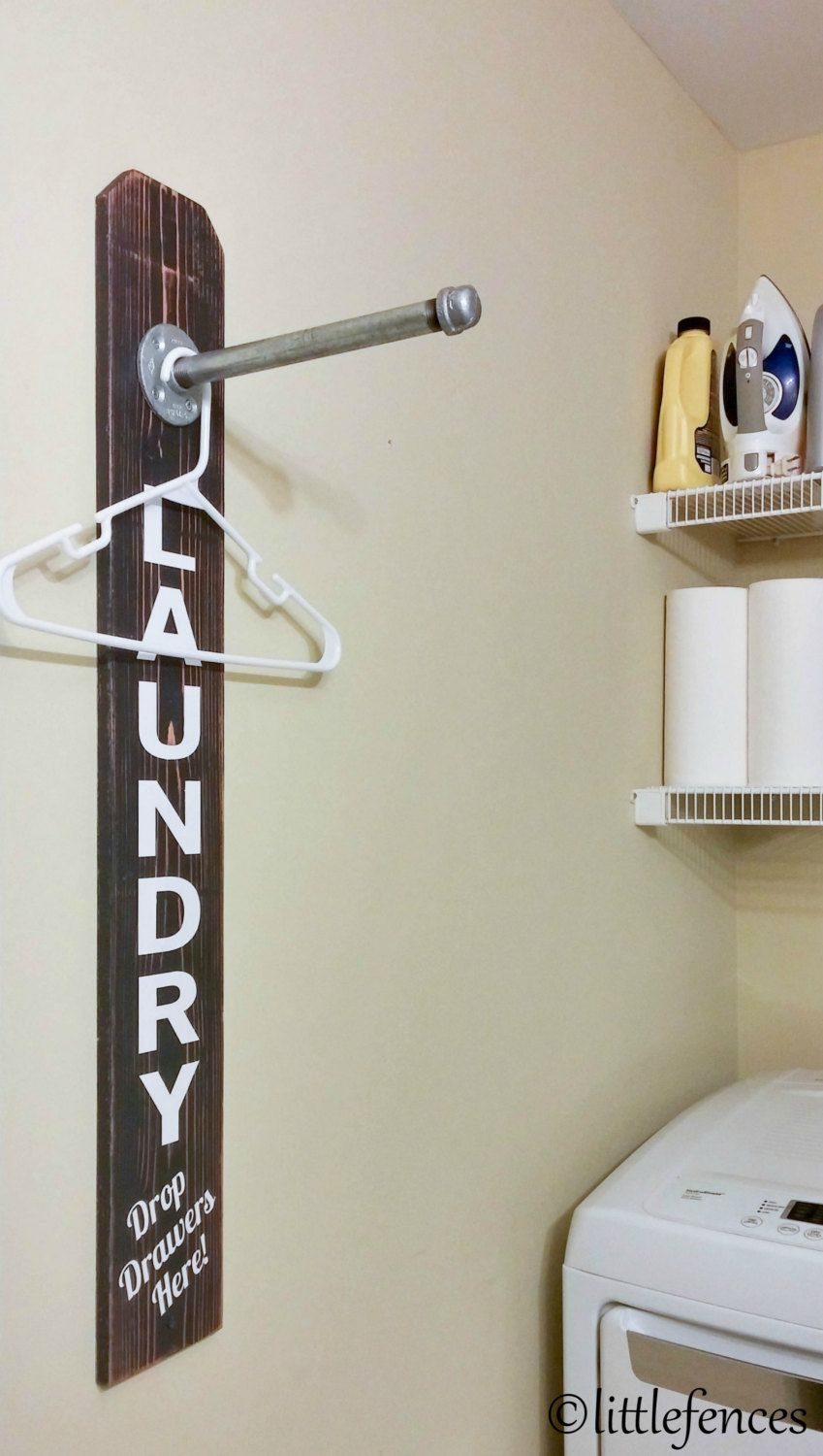 Popular Laundry Room Sign (View 15 of 20)