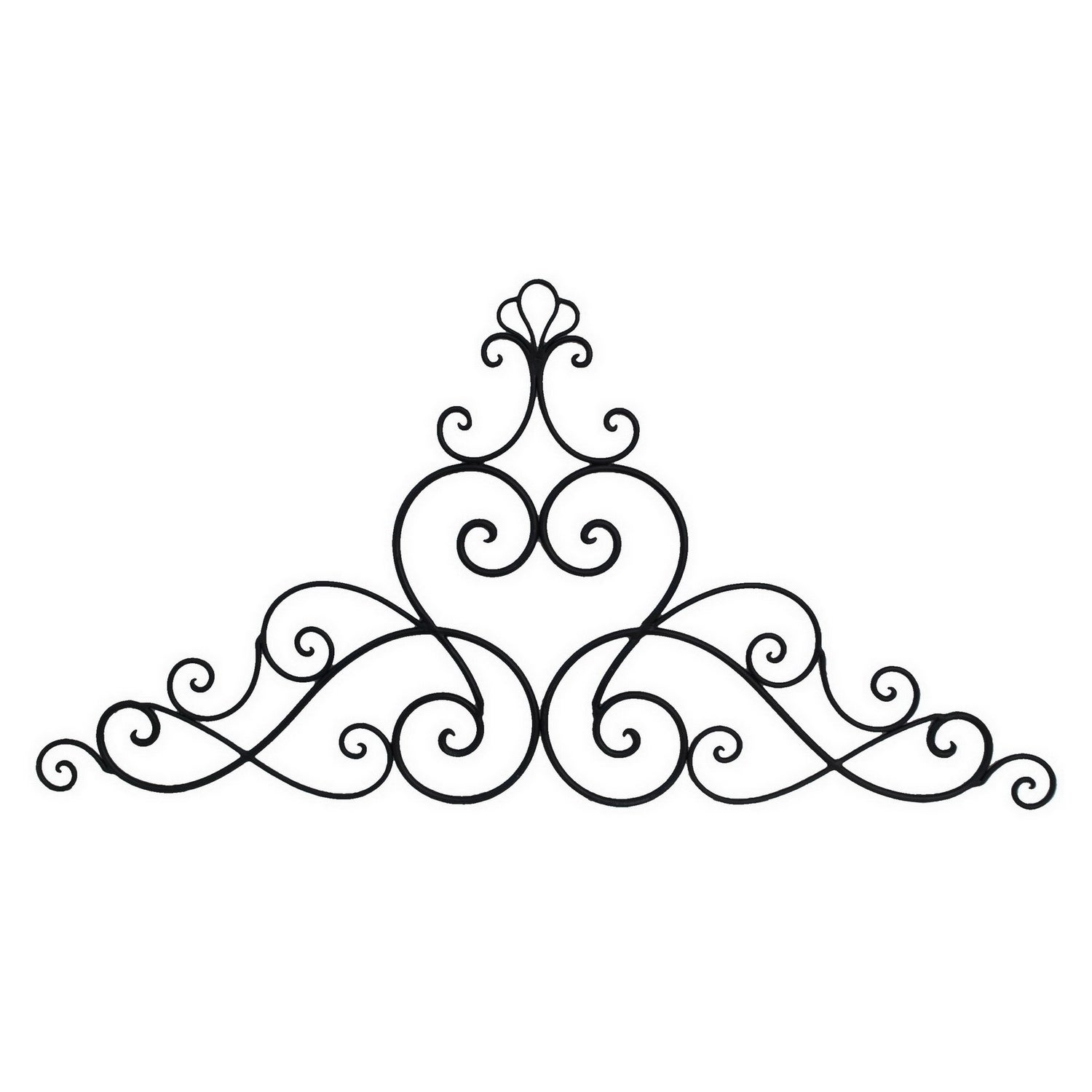 Shop Our Best Home Goods Deals Online At Regarding Most Recent Belle Circular Scroll Wall Decor (View 17 of 20)