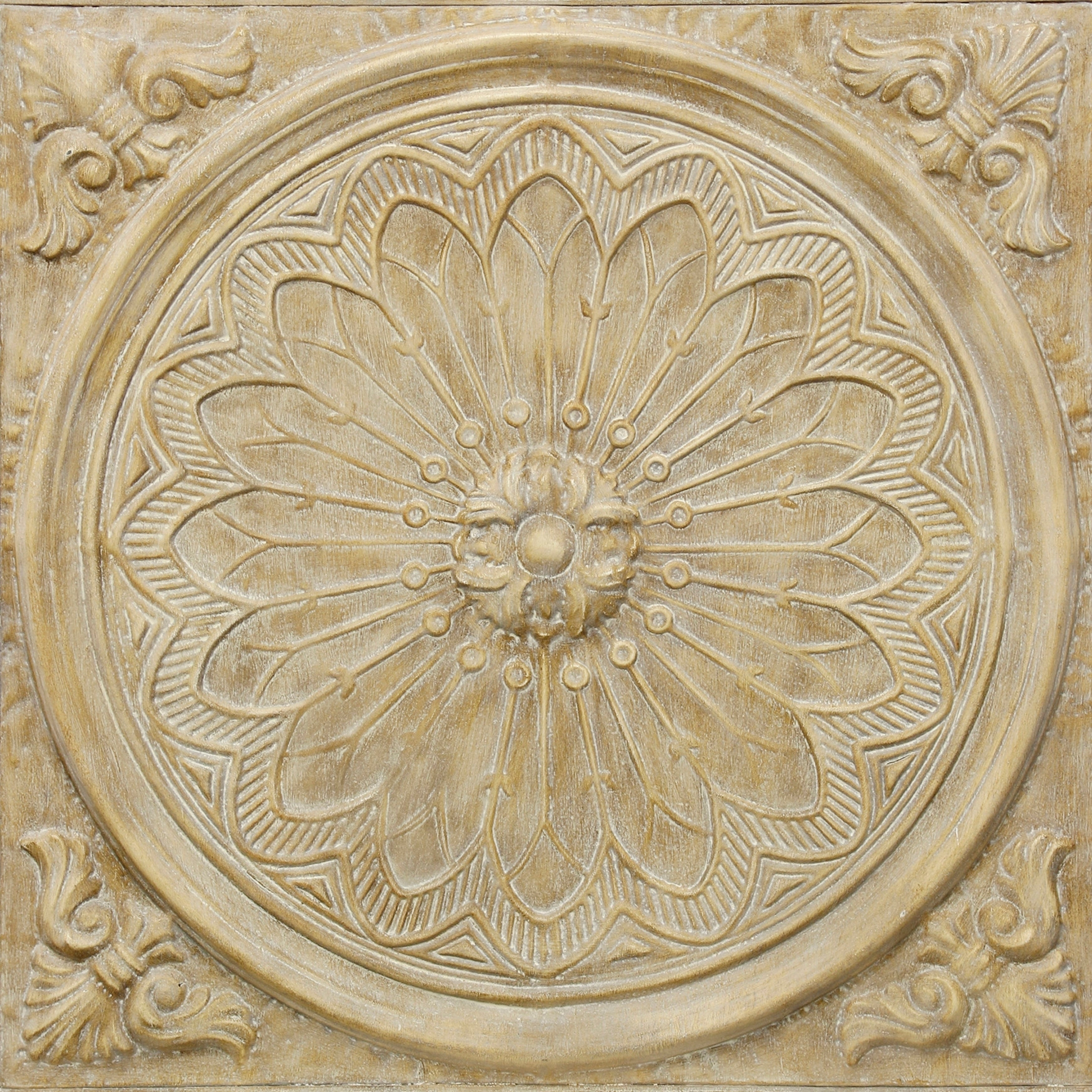 Shop Traditional Dimensional Natural Slate Medallion Wall Decor In 2019 European Medallion Wall Decor (Gallery 11 of 20)