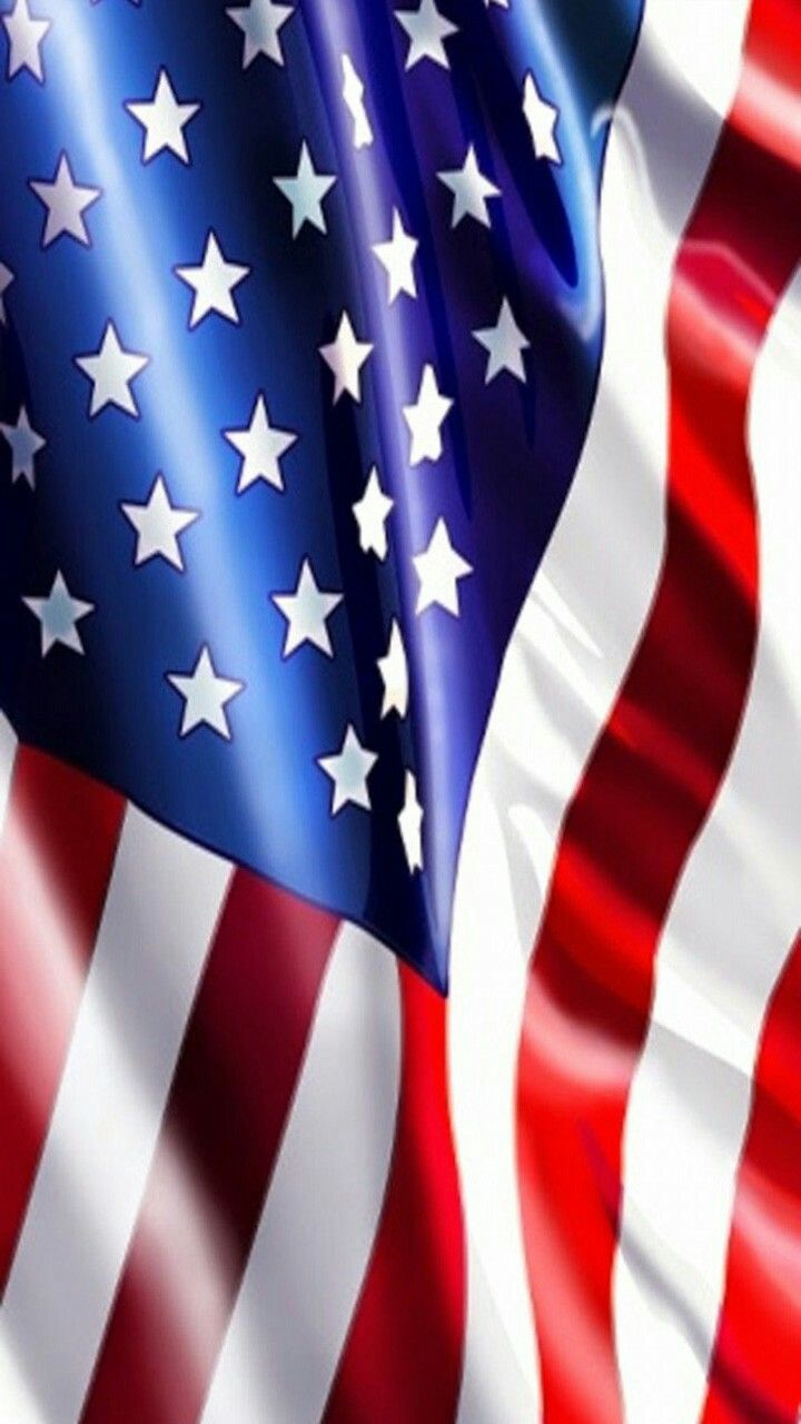 *stripes And Polka Dots Wallpaper Within Preferred American Pride 3D Wall Decor (View 1 of 20)