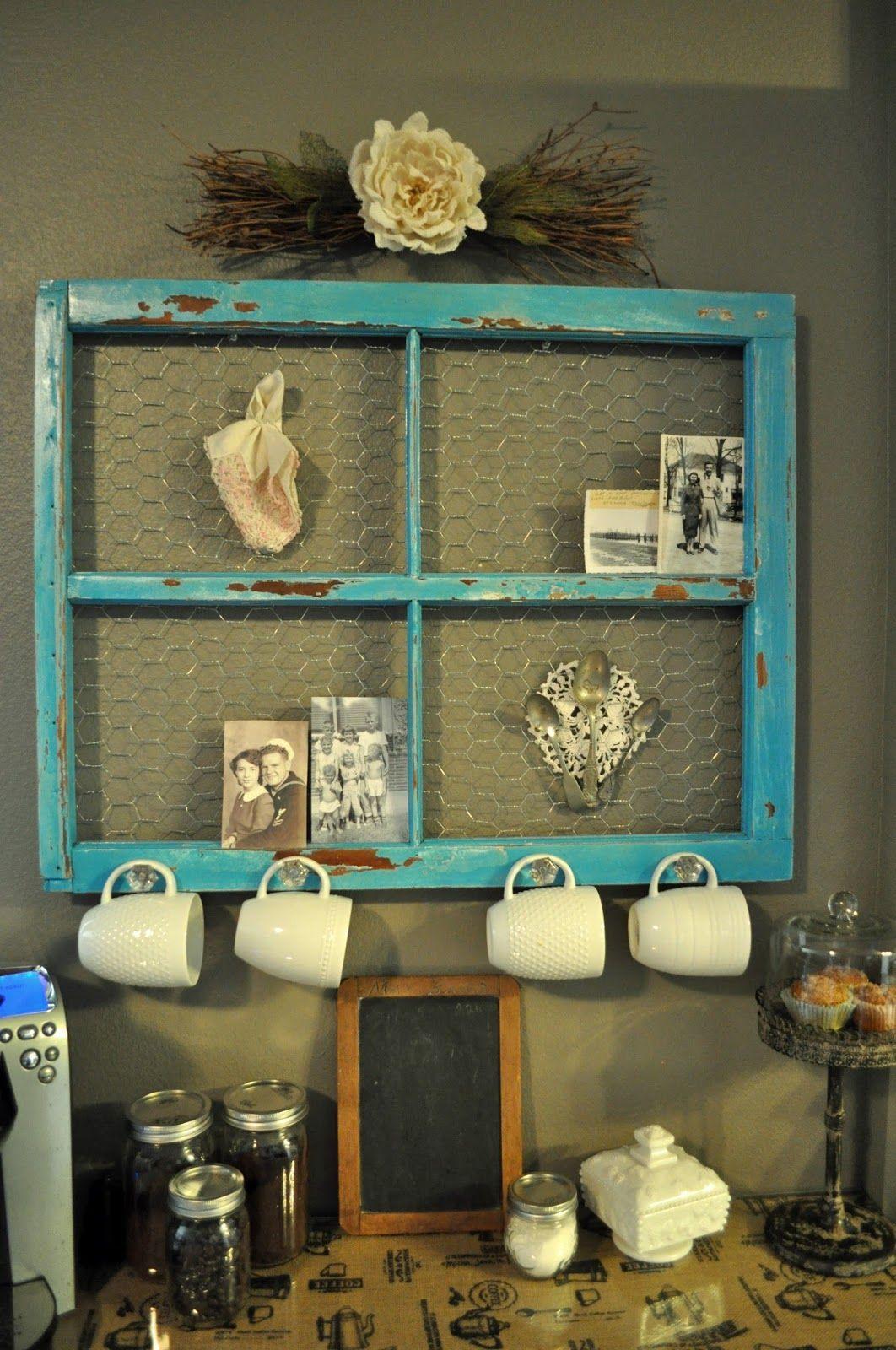 The Best Repurposed Old Inside Trendy Old Rustic Barn Window Frame (View 16 of 20)
