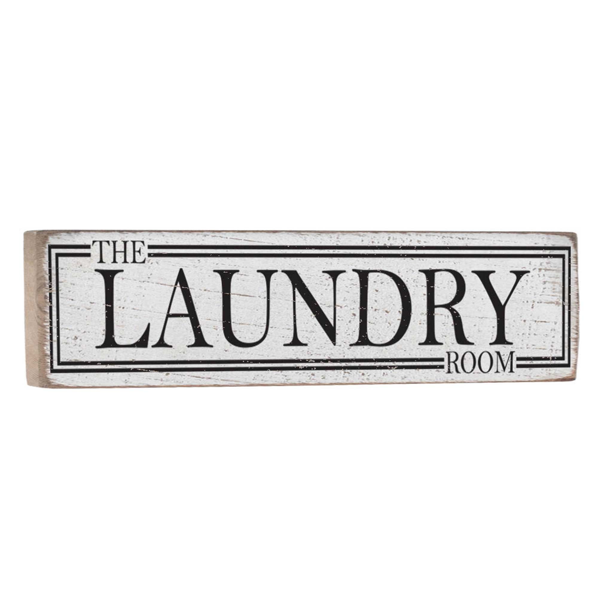 The Laundry Room Wall Décor & Reviews (View 17 of 20)