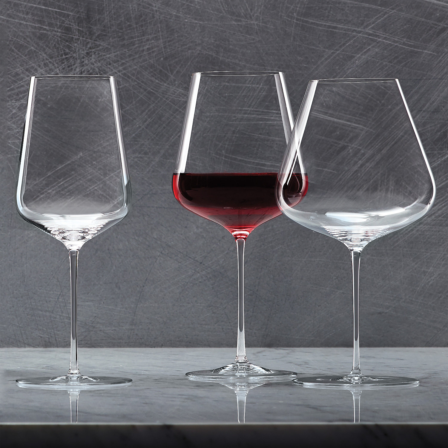 Three Glass Holder Wall Decor For Most Recent Zalto Denk'art Three Pack Wine Glass Set – Wine Enthusiast (Gallery 11 of 20)