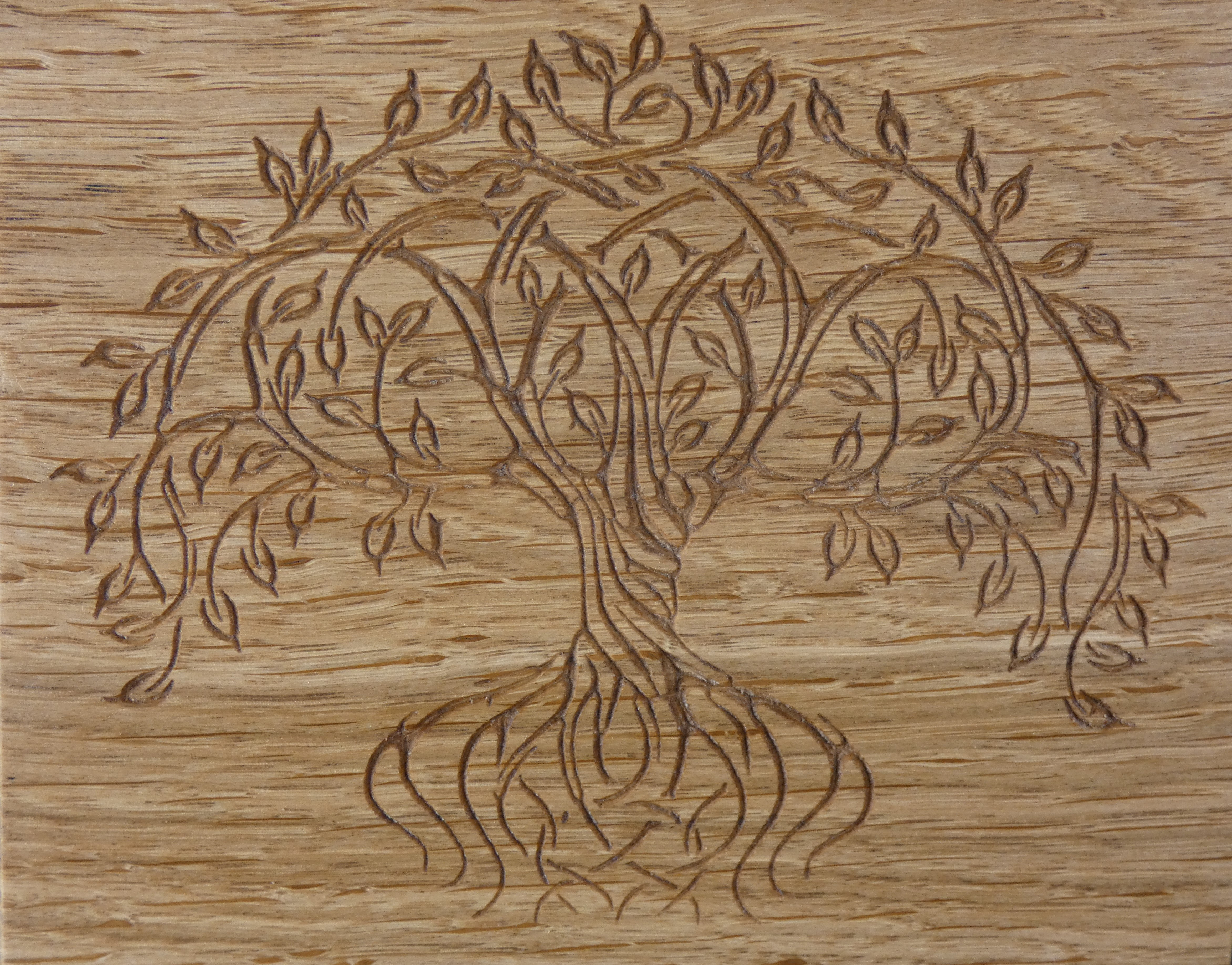 Tree Of Life Wood Wall Art – The Grain Attraction Pertaining To Fashionable Tree Of Life Wall Decor (Gallery 7 of 20)