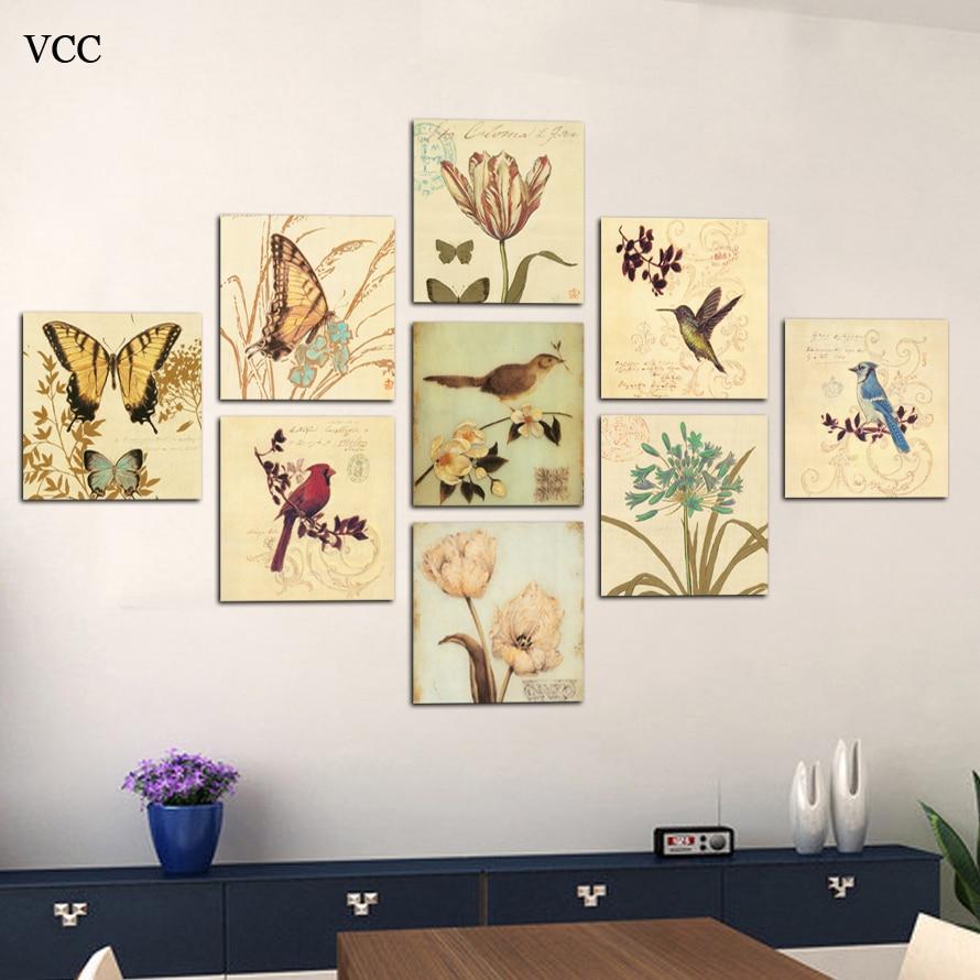 Trendy 9 Piece Wall Art – Pmpresssecretariat Inside Mariposa 9 Piece Wall Decor (View 8 of 20)