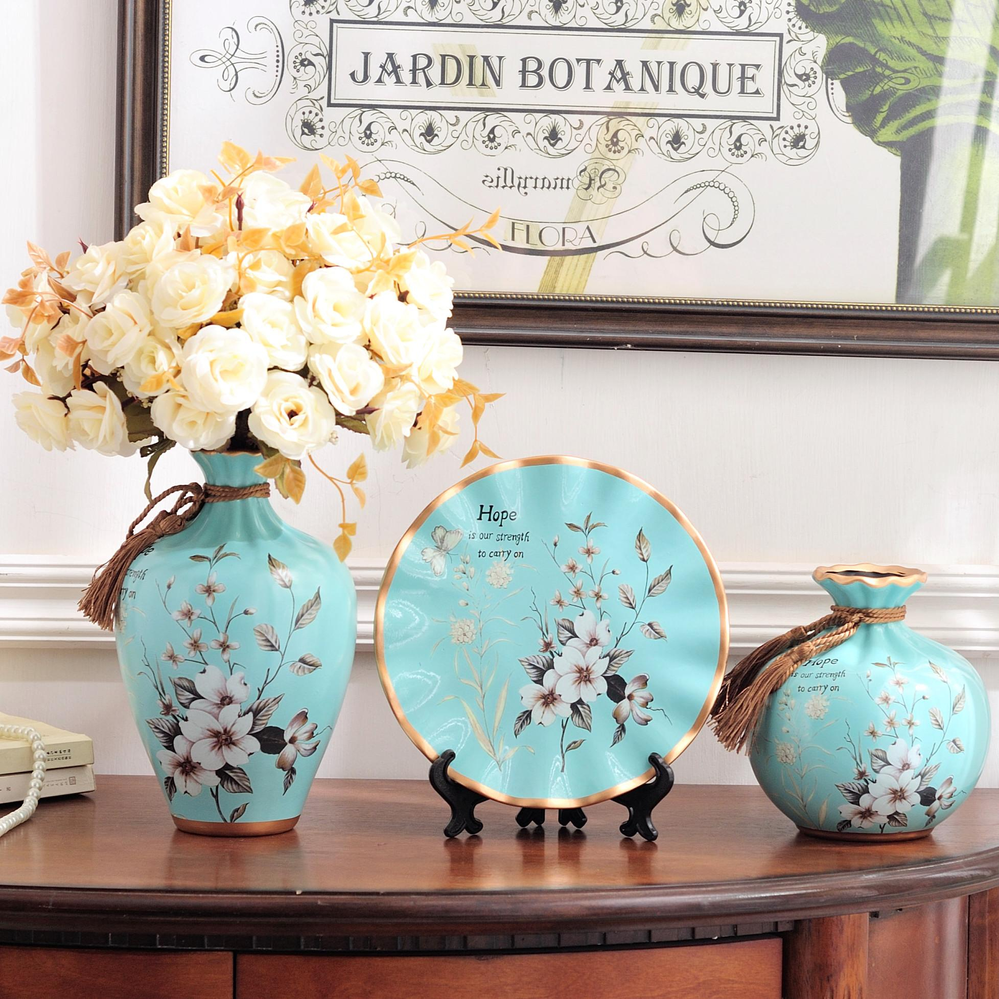 Vase For Sale – Home Vessel Prices, Brands & Review In Philippines Pertaining To Most Recently Released 3 Piece Ceramic Flowers Wall Decor Sets (View 20 of 20)