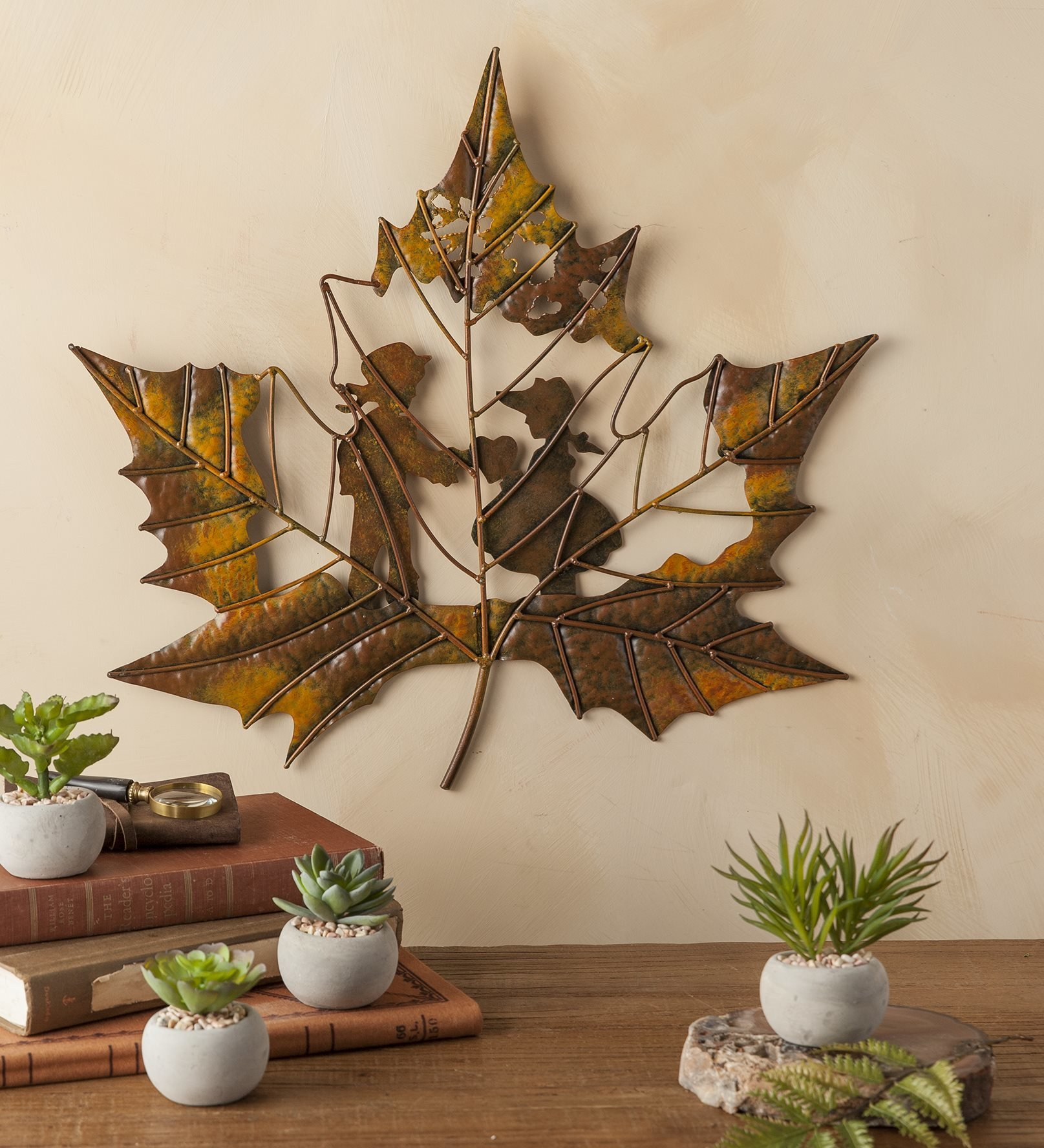 Wayfair Intended For Metal Leaf Wall Decor By Red Barrel Studio (View 15 of 20)