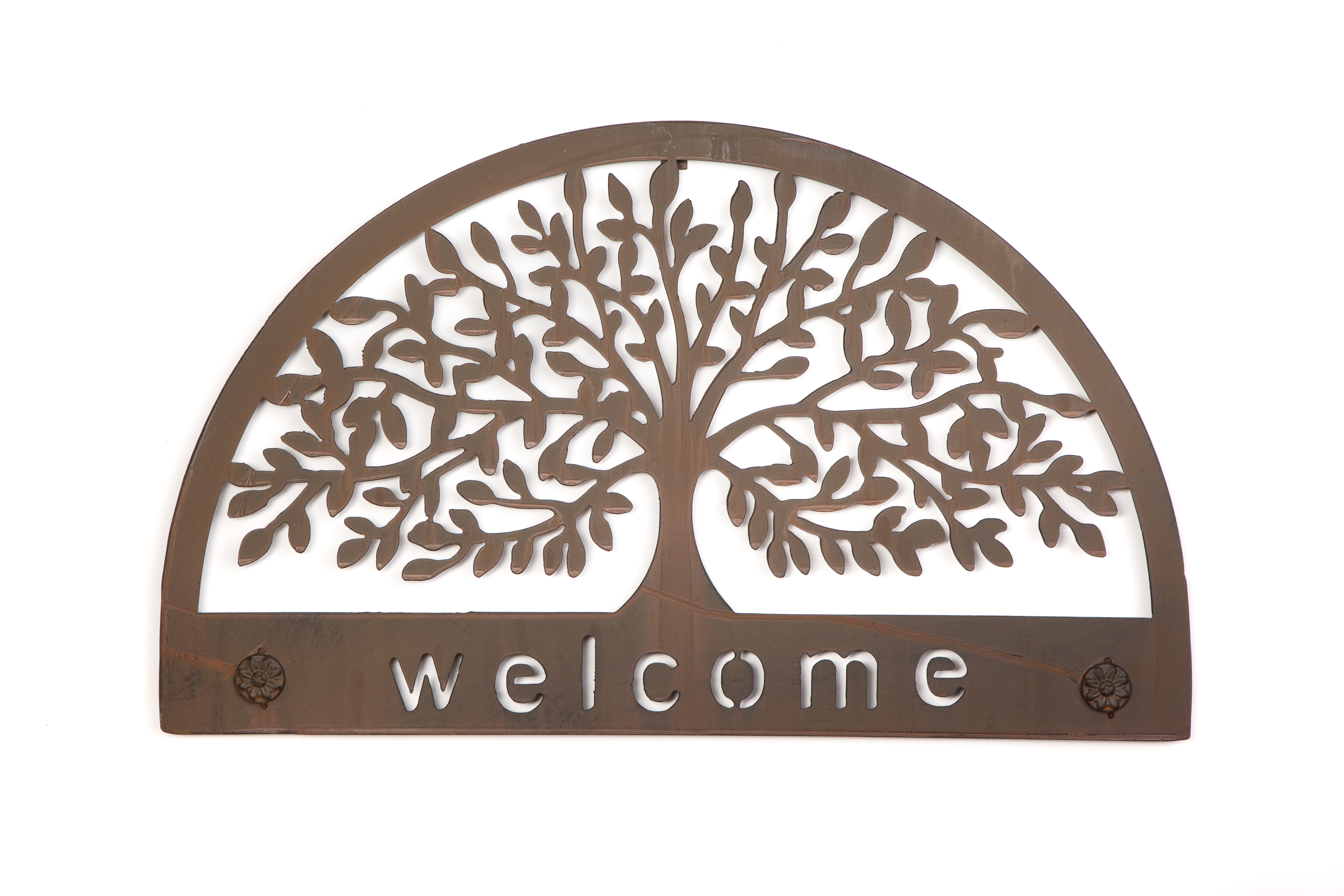 Wayfair Throughout 2020 Tree Welcome Sign Wall Decor (Gallery 1 of 20)