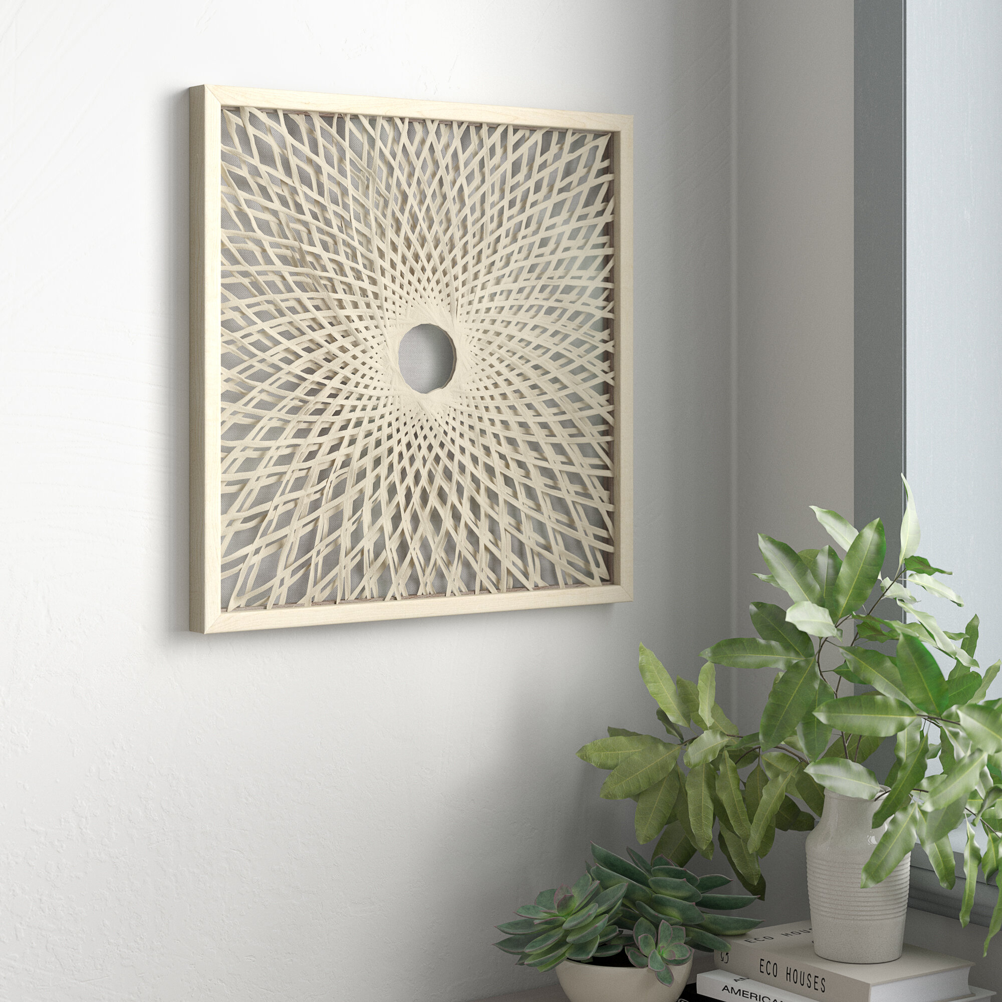 Wayfair With 4 Piece Handwoven Wheel Wall Decor Sets (Gallery 2 of 20)
