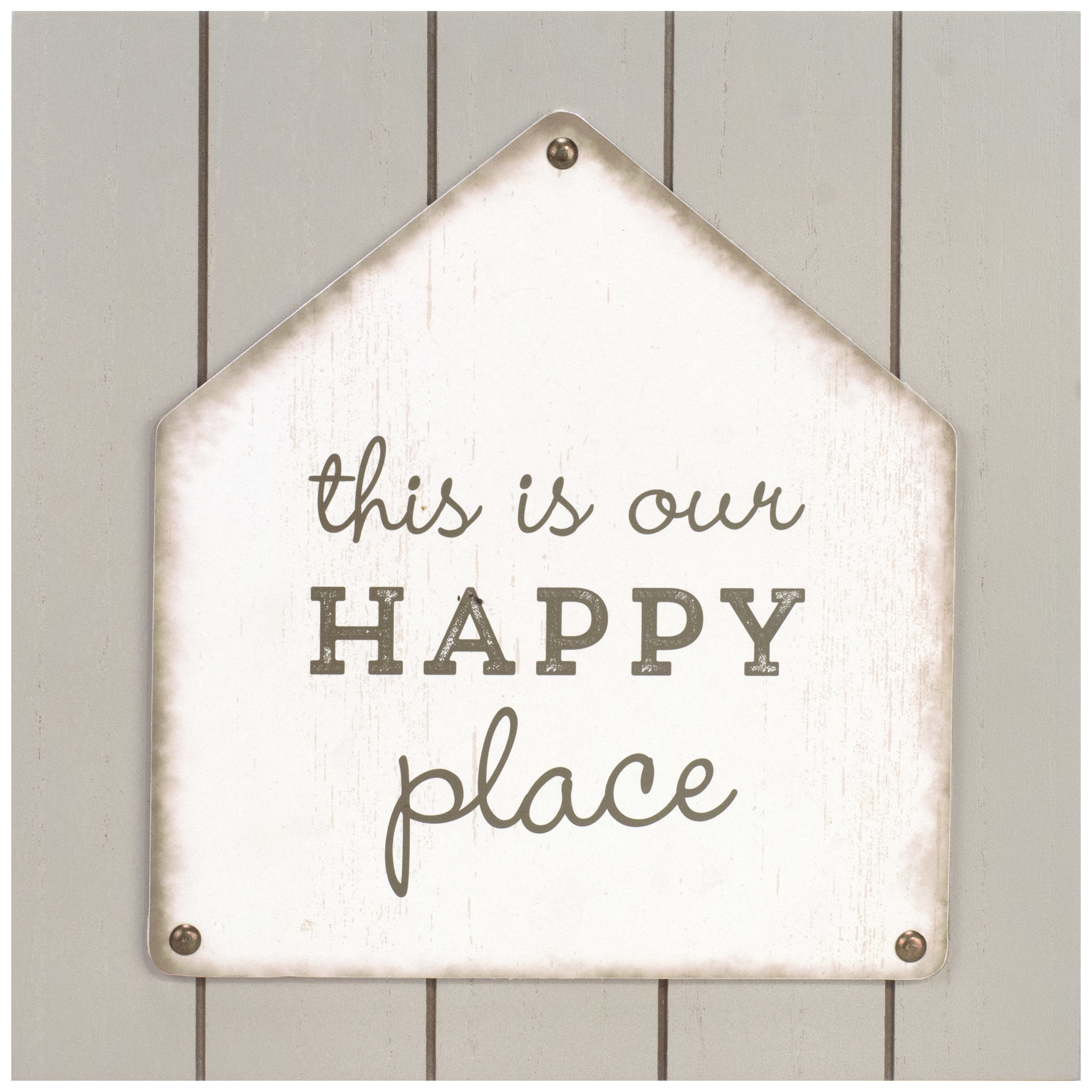 Wayfair Within Most Recently Released Choose Happiness 3d Cursive Metal Wall Decor (Gallery 13 of 20)