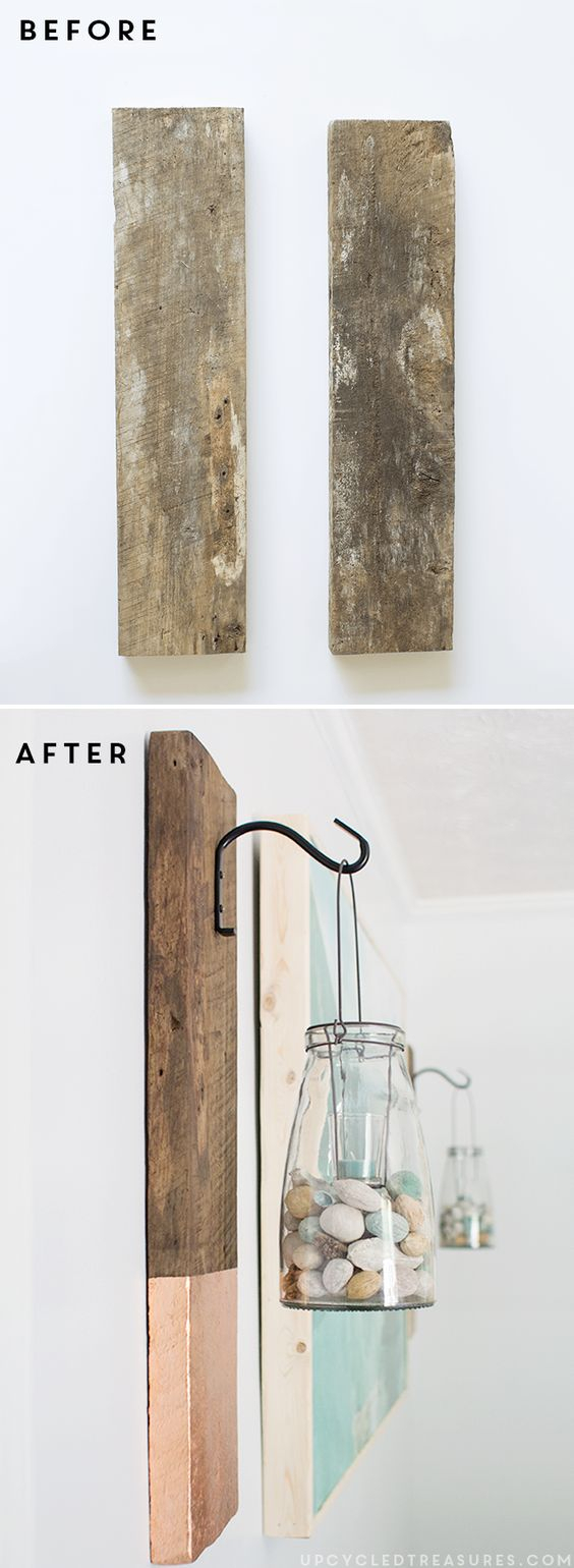 Well Known Metal Rope Wall Sign Wall Decor Pertaining To 40+ Rustic Wall Decorations For Adding Warmth To Your Home – Hative (Gallery 10 of 20)