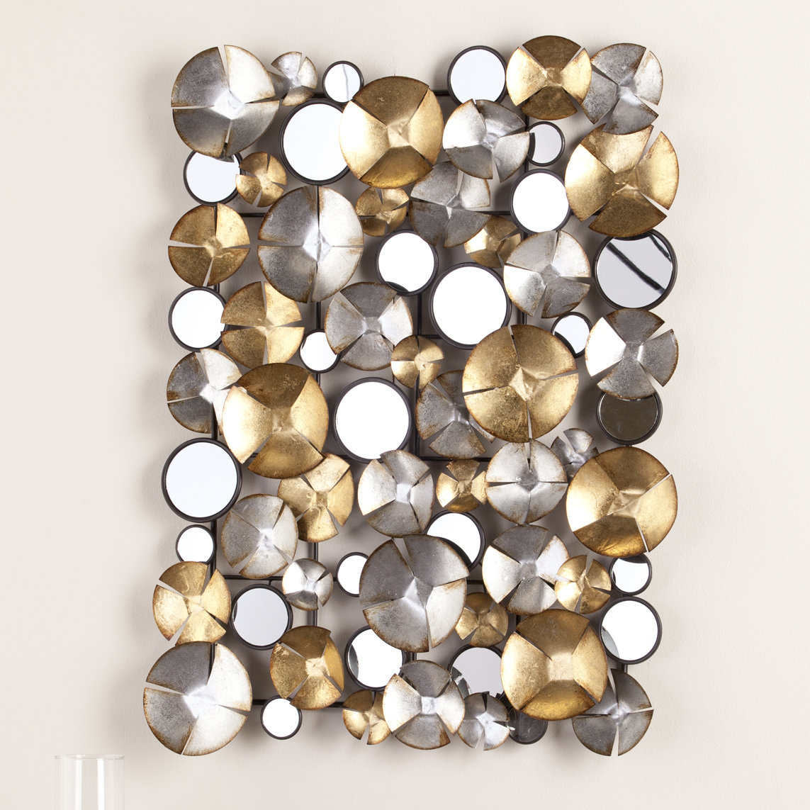 Wildon Home® Lumley Metal Wall Décor & Reviews (View 19 of 20)