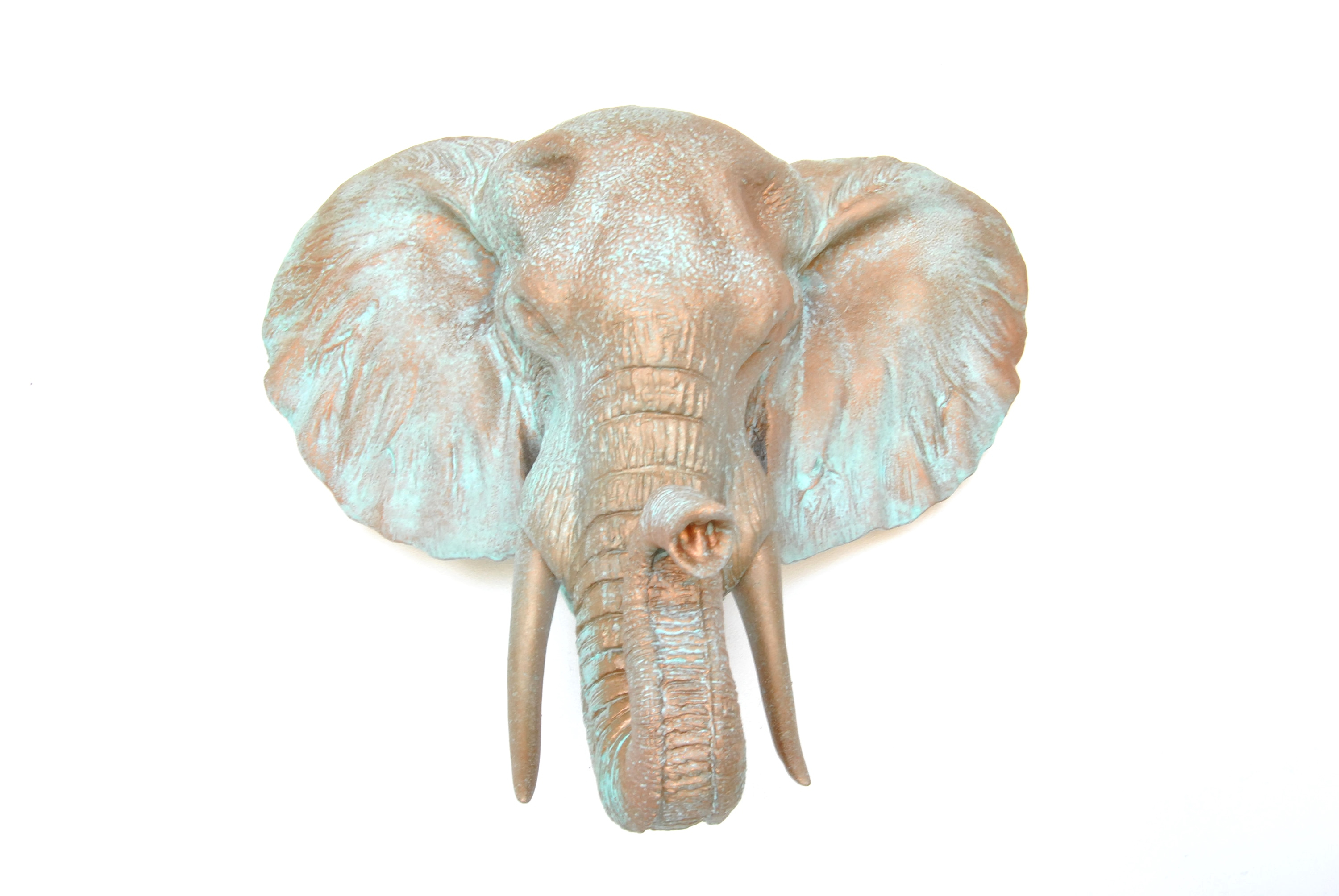 World Menagerie Faux Taxidermy Large Elephant Head Wall D Cor Within Well Liked Wall Decor By World Menagerie (View 20 of 20)