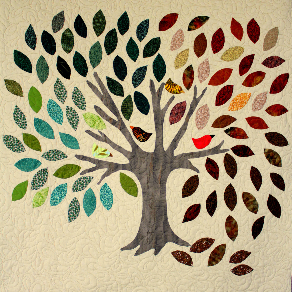 2019 Family Tree Wall Hanging Motivate Blogged Www Co Flickr With Regard In Tree Of Life Wall Decor By Red Barrel Studio (View 14 of 20)