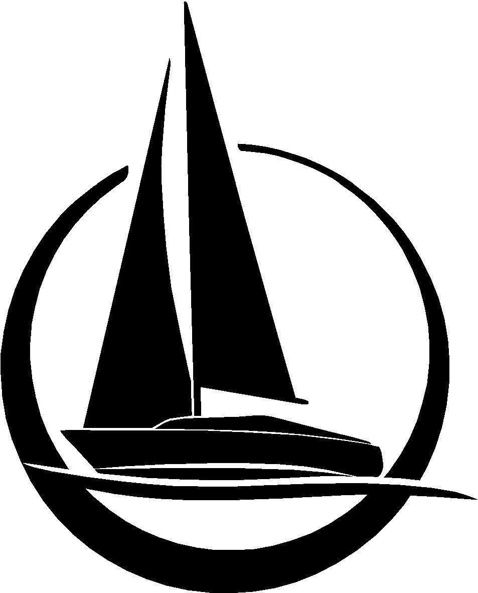 2020 Metal Alloy Boat Wall Decor With Regard To Sail Boat Sailing Marine Silhouette Sticker Decal Graphic Vinyl (View 10 of 20)