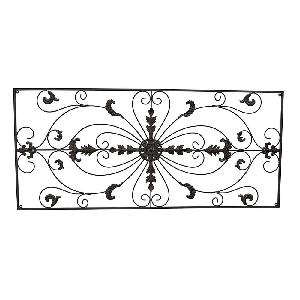 Black Metal Key Wall Decor With Regard To Popular Three Hands Black Metal Wall Decor (View 11 of 20)