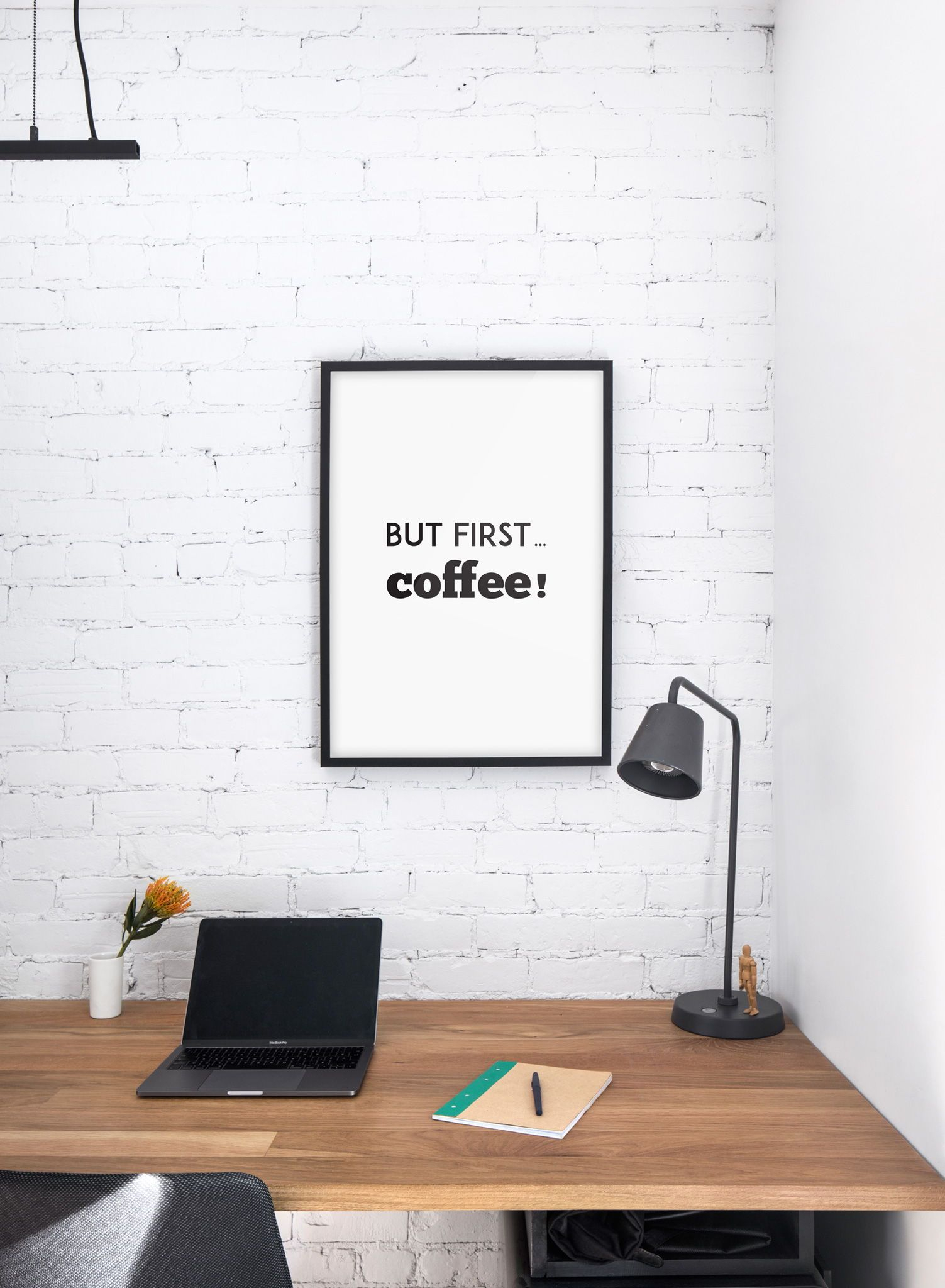 Cup Of Joe Wall Decor Within Latest This Whimsical Wall Poster For The Kitchen Is Your Daily Reminder (View 11 of 20)