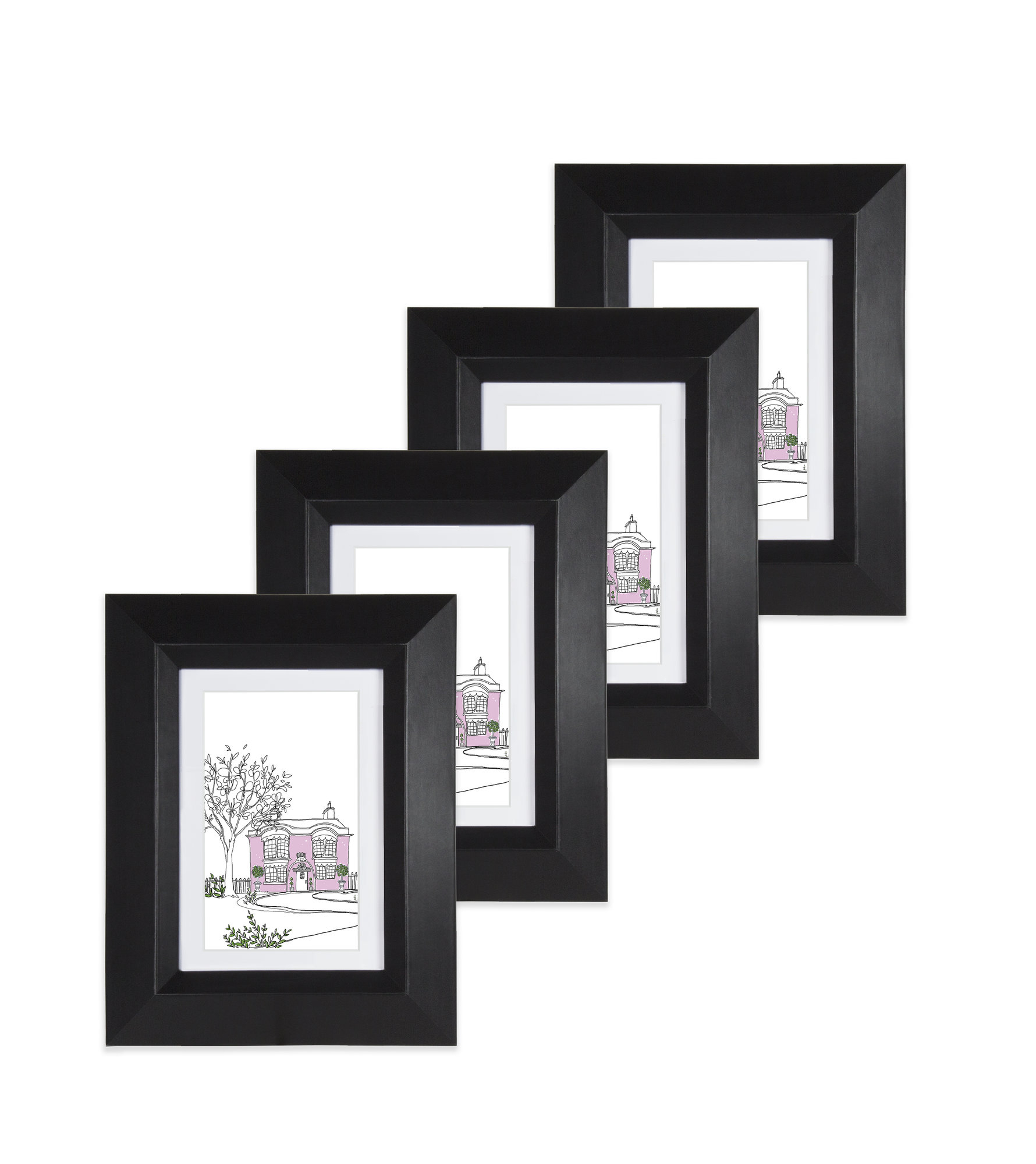 Ebay Throughout 4 Piece Wall Decor Sets By Charlton Home (Gallery 19 of 20)