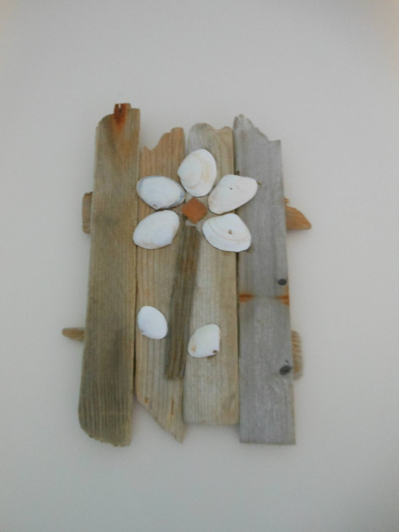 Etsy Regarding Tree Shell Leaves Sculpture Wall Decor (Gallery 13 of 20)