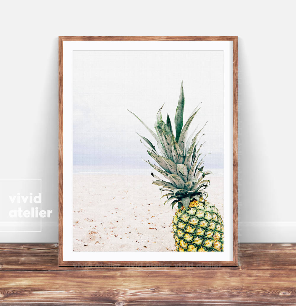 Etsy With Regard To Pineapple Wall Decor (View 6 of 20)
